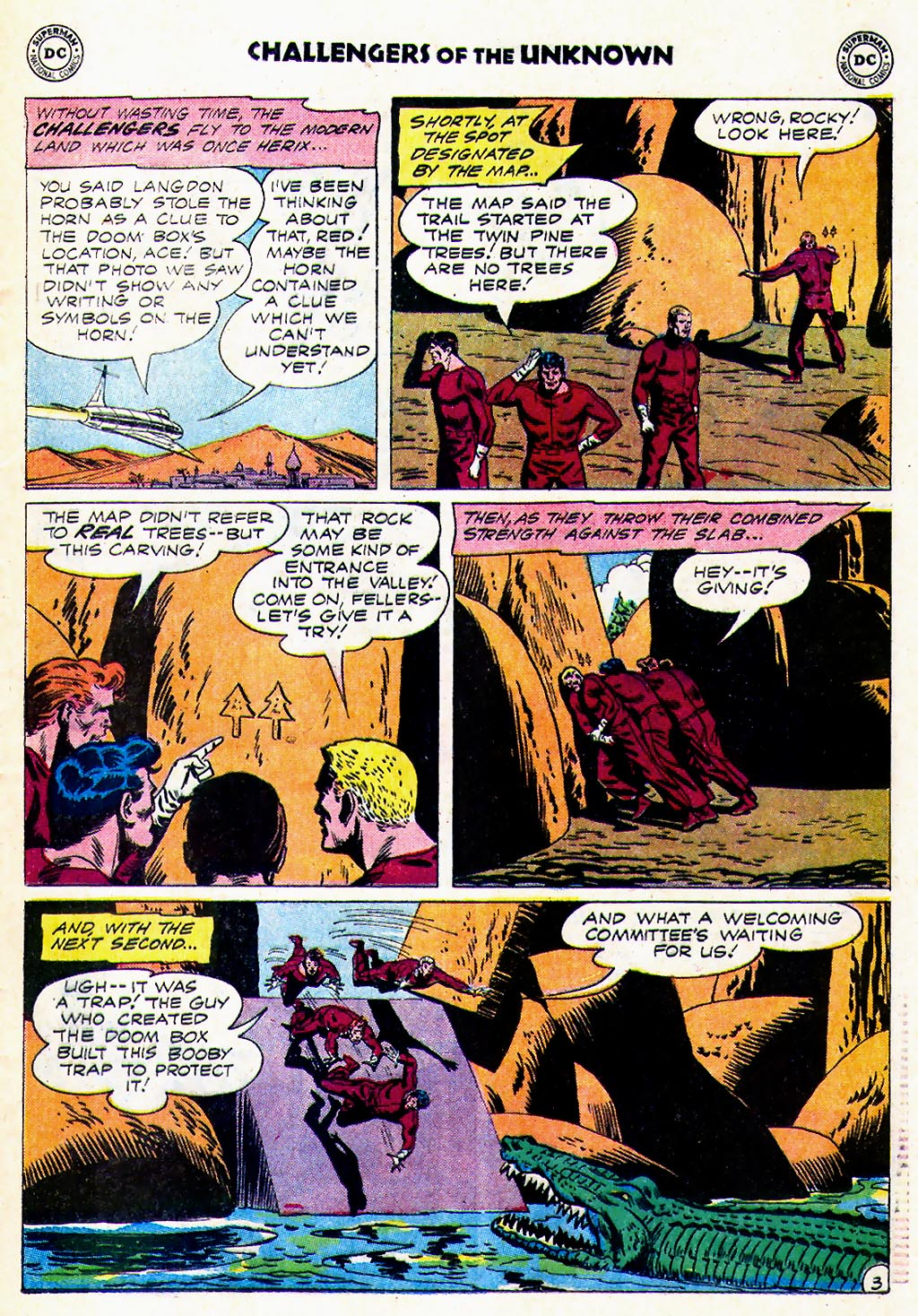 Challengers of the Unknown (1958) issue 23 - Page 5