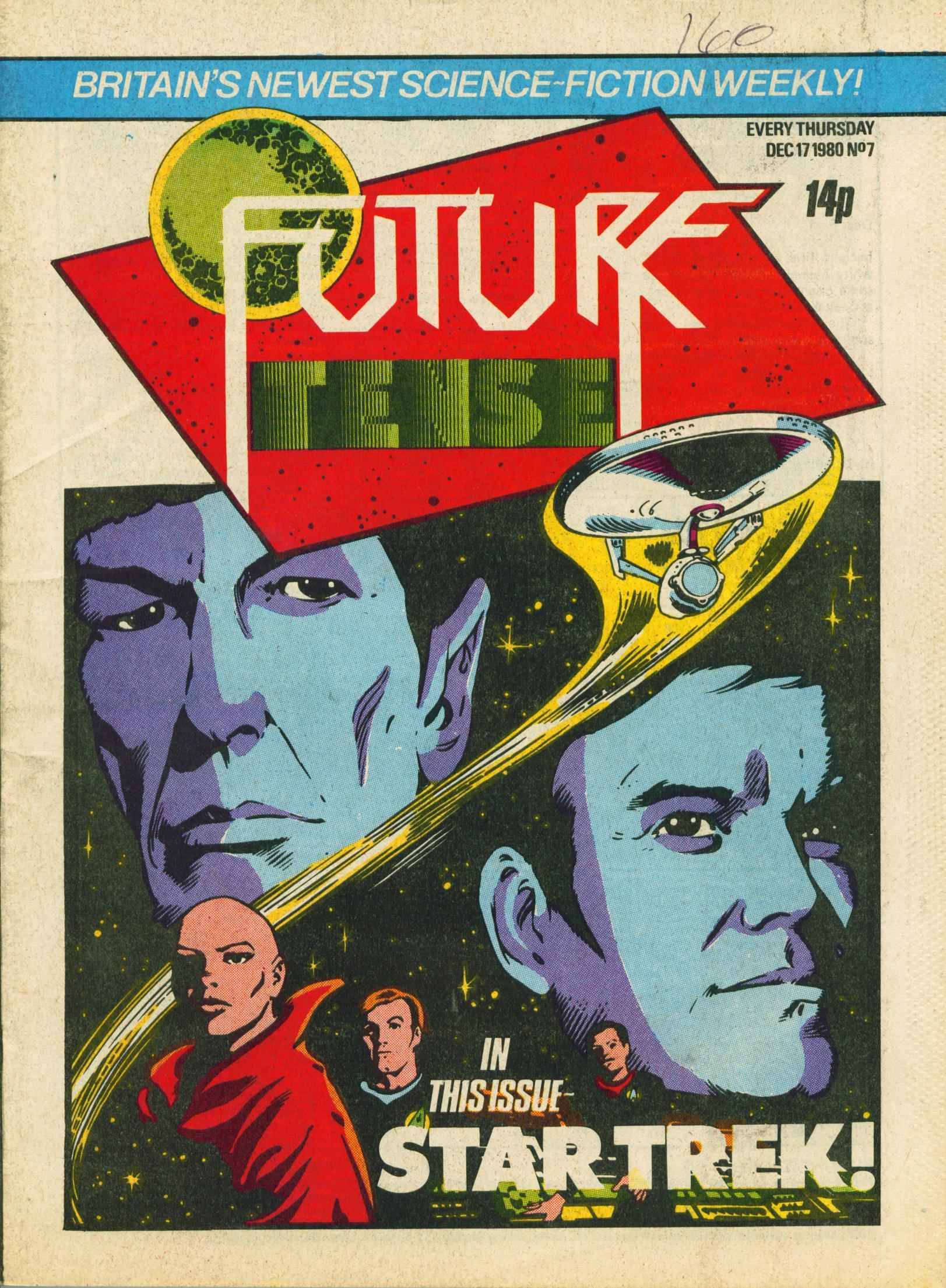 Read online Future Tense comic -  Issue #7 - 1