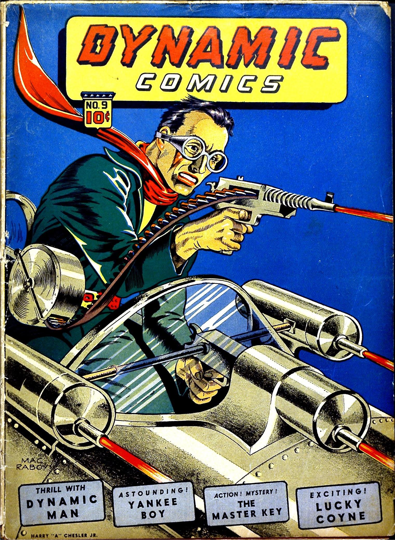 Dynamic Comics 9 Page 1