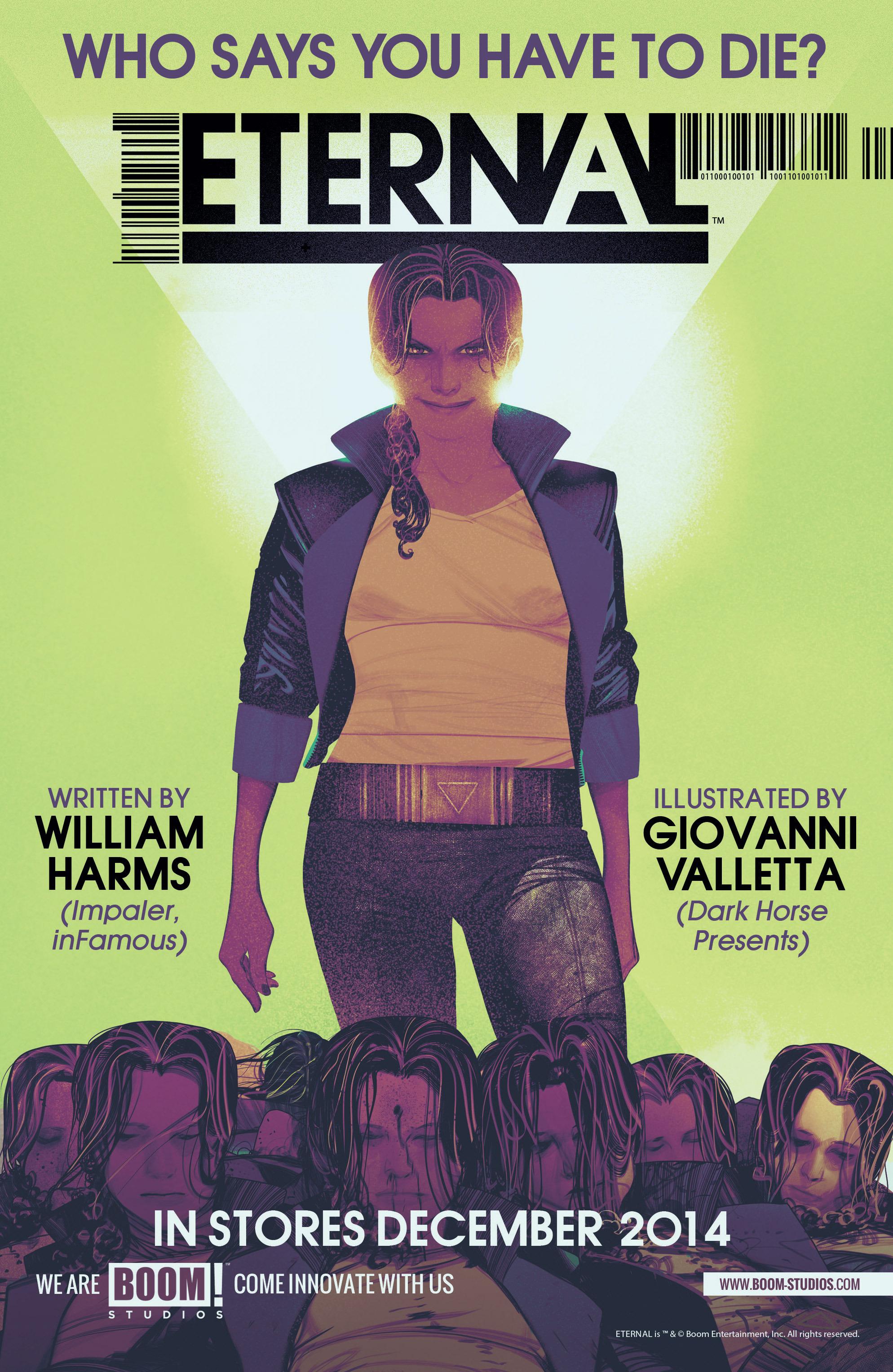 Read online Sleepy Hollow (2014) comic -  Issue #1 - 26