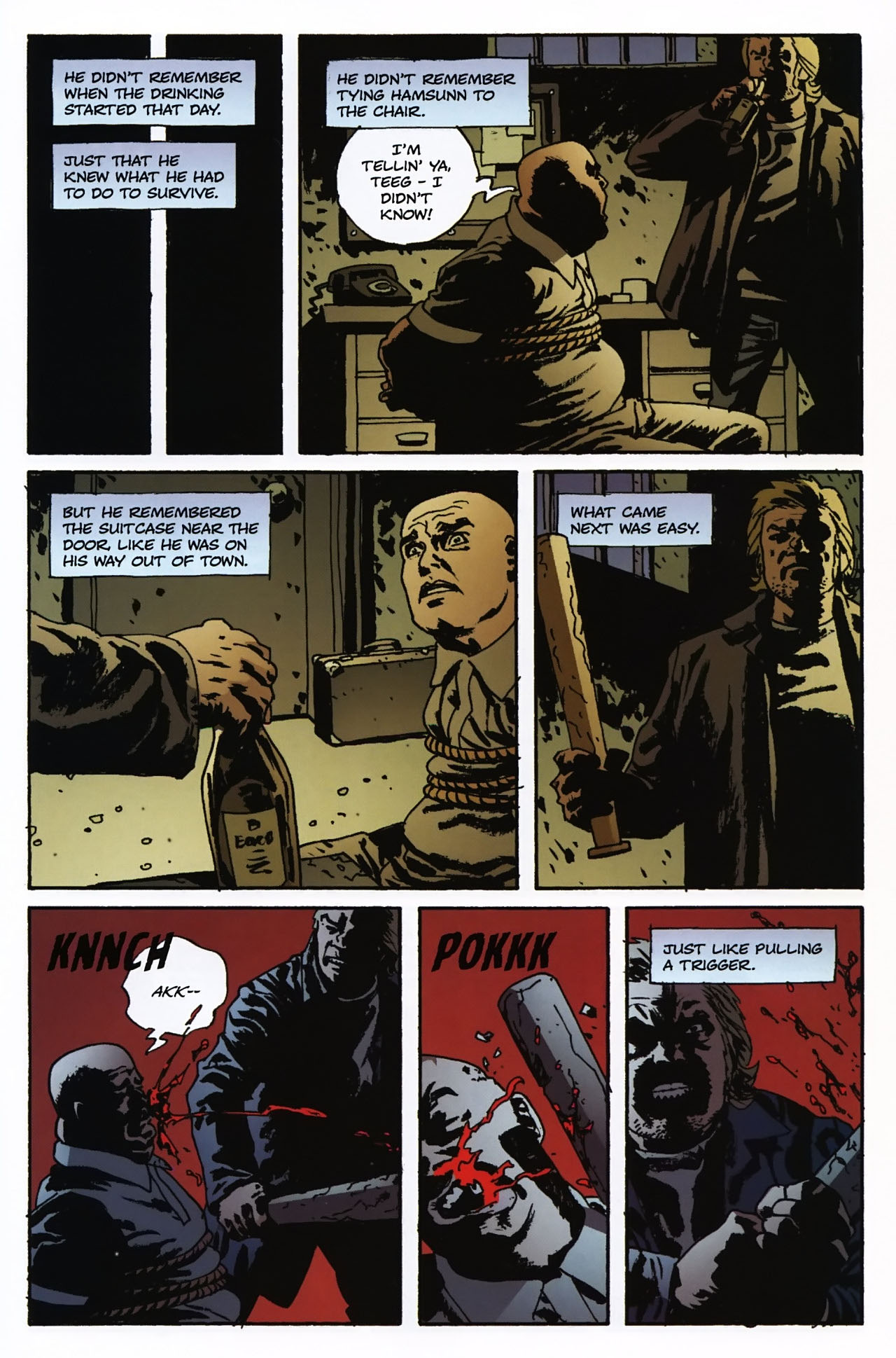 Read online Criminal (2008) comic -  Issue #2 - 26