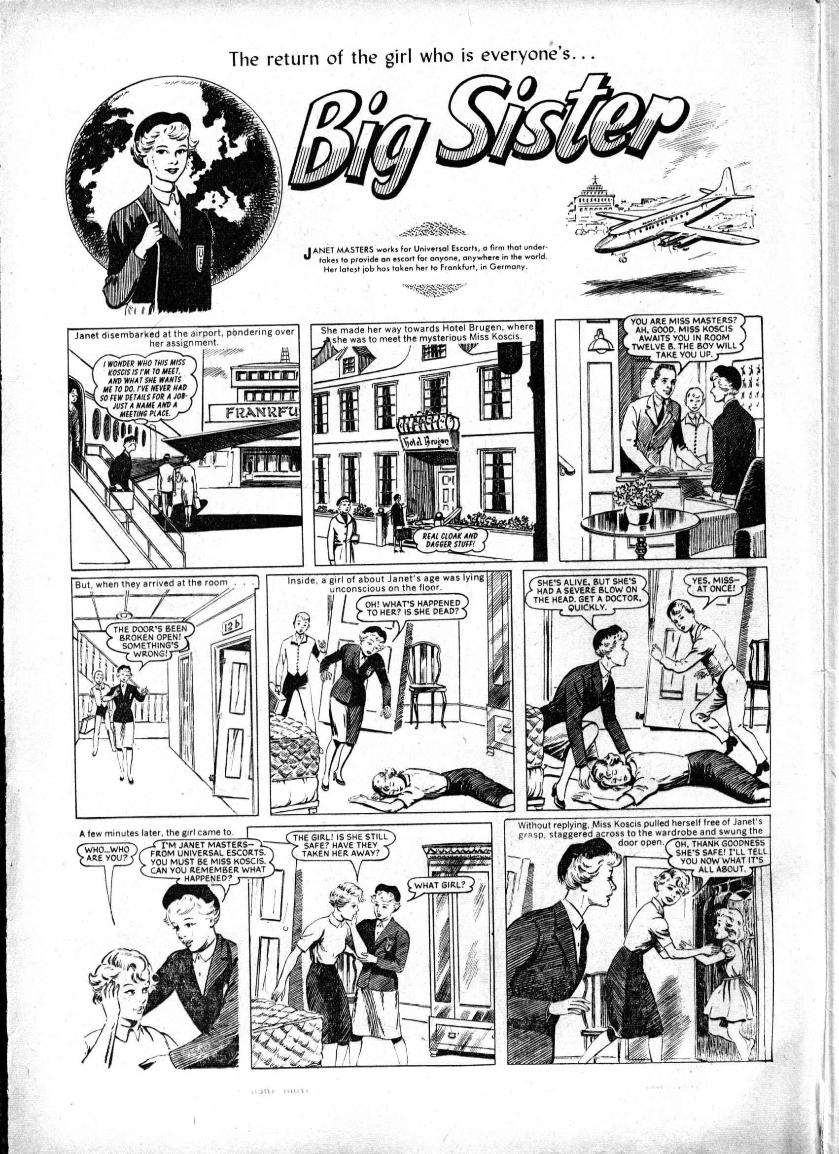 Read online Judy comic -  Issue #154 - 2