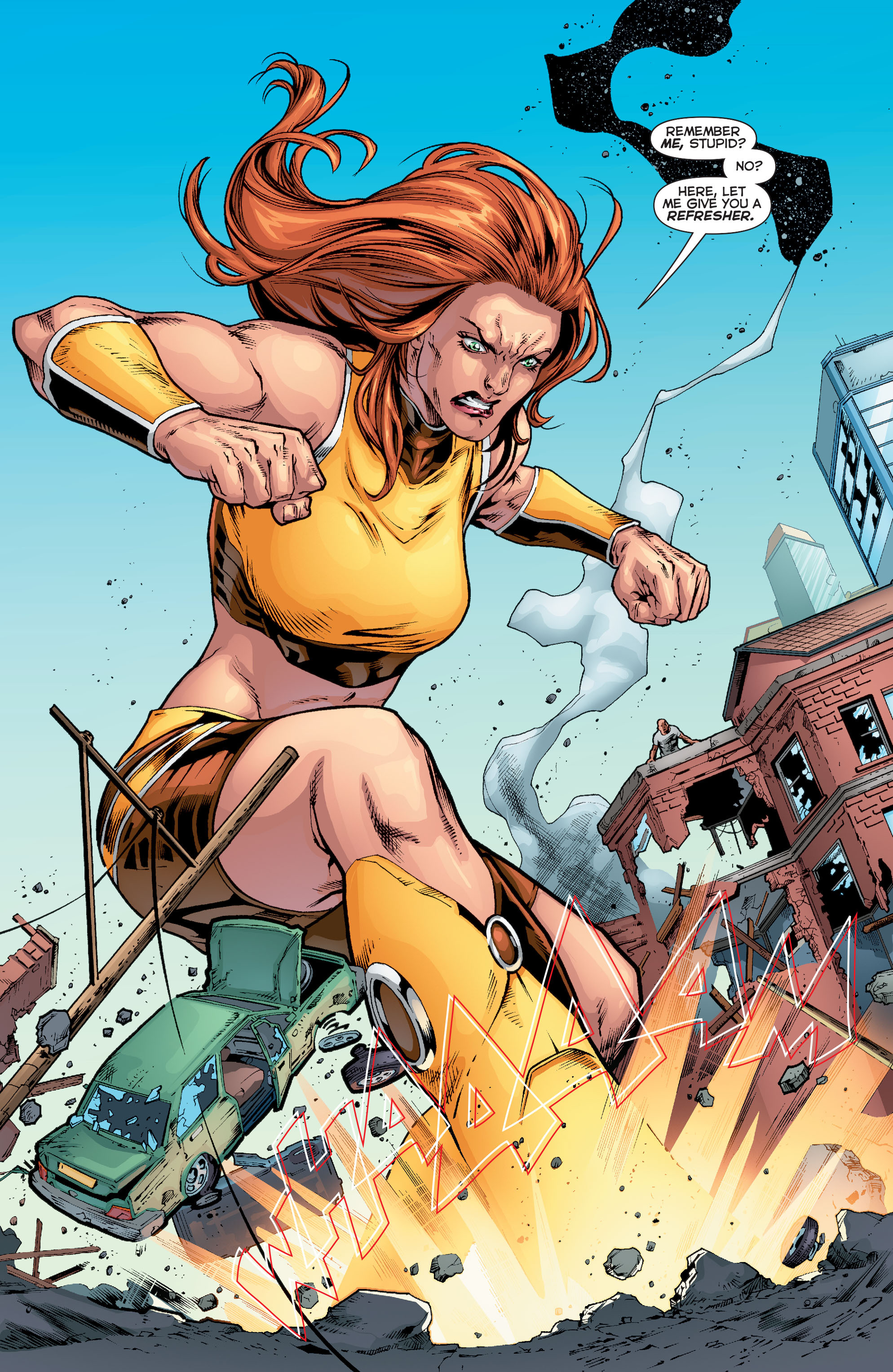 Read online Trinity of Sin: Pandora comic -  Issue #10 - 9