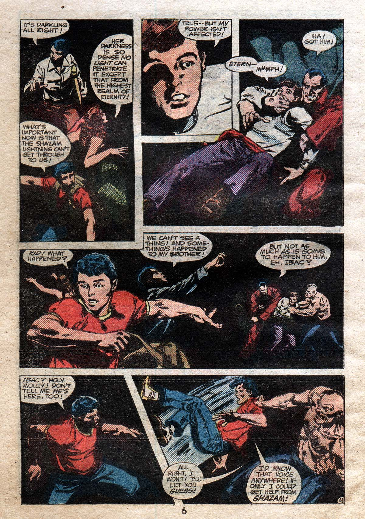 Read online Adventure Comics (1938) comic -  Issue #491 - 6