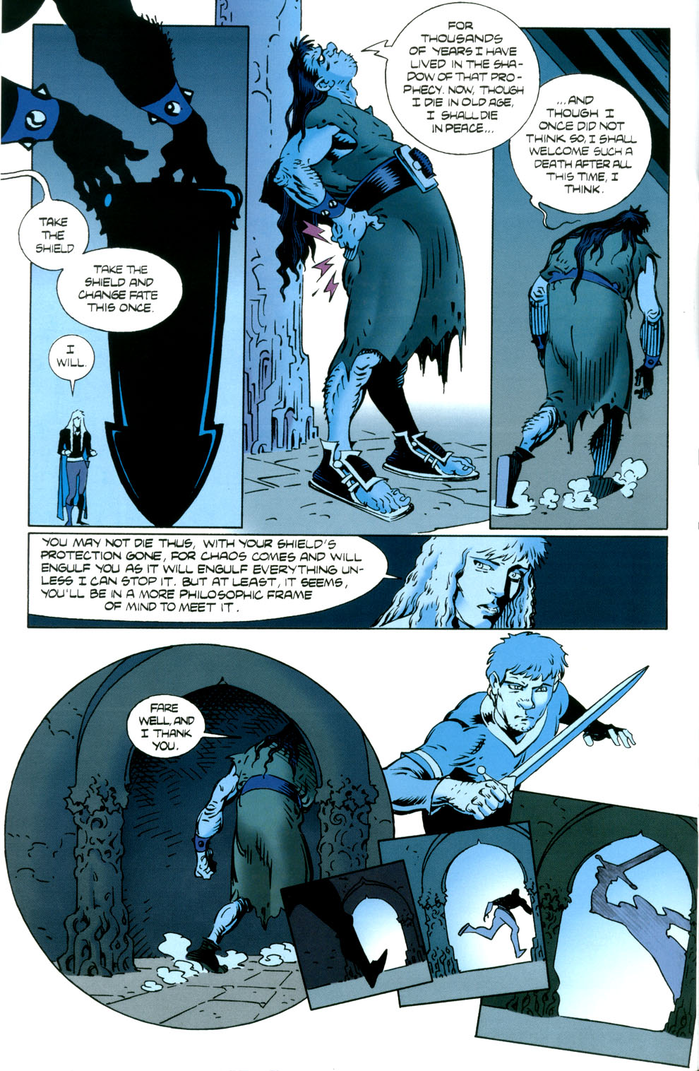 Read online Elric: Stormbringer comic -  Issue #5 - 18