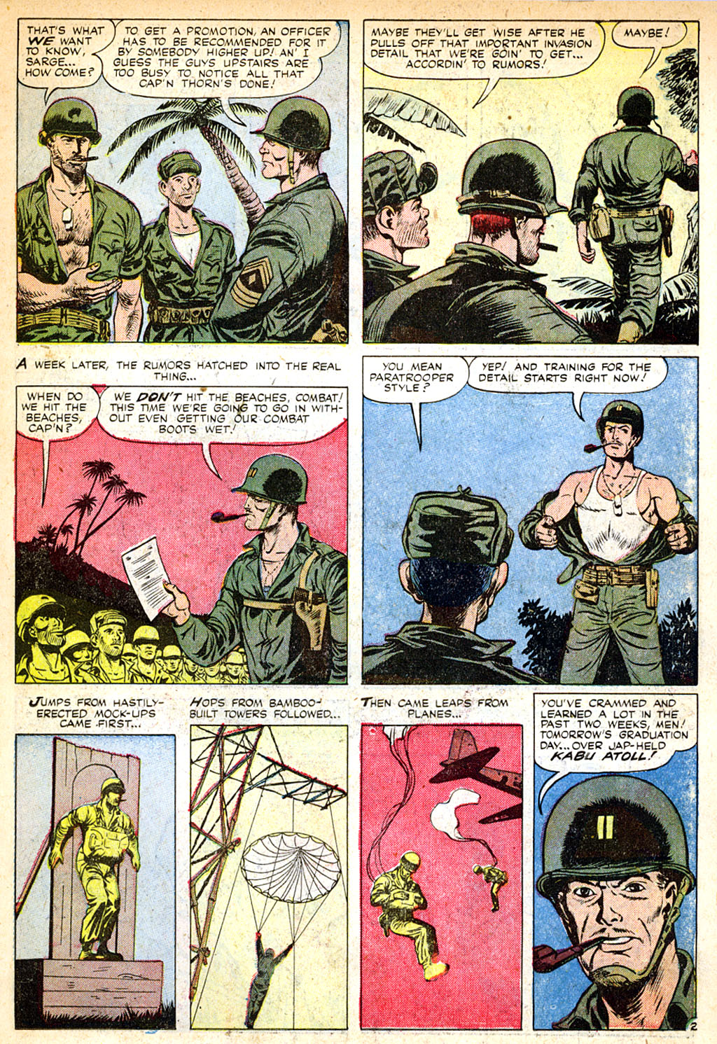 Combat Kelly (1951) issue 44 - Page 11