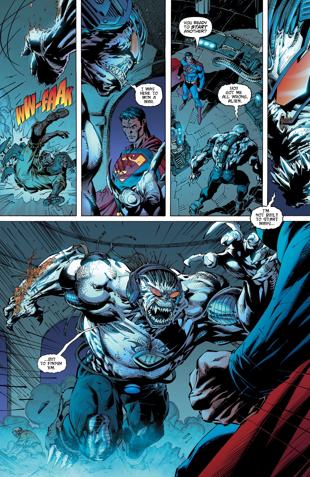 Read online Superman: For Tomorrow comic -  Issue # TPB (Part 1) - 98