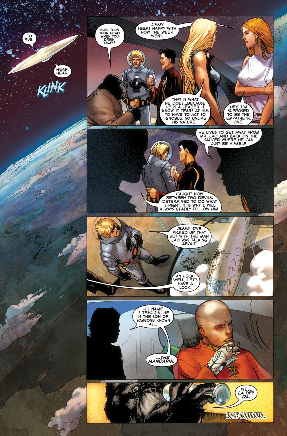 Read online Agents Of Atlas (2009) comic -  Issue #1 - 24