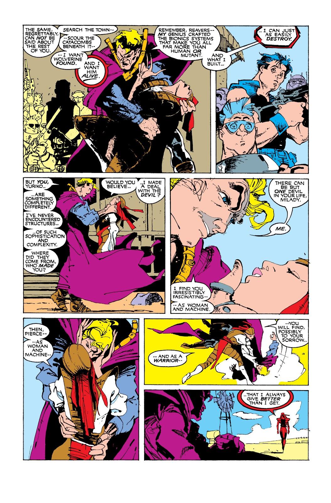 Uncanny X-Men (1963) issue 252 - Page 4