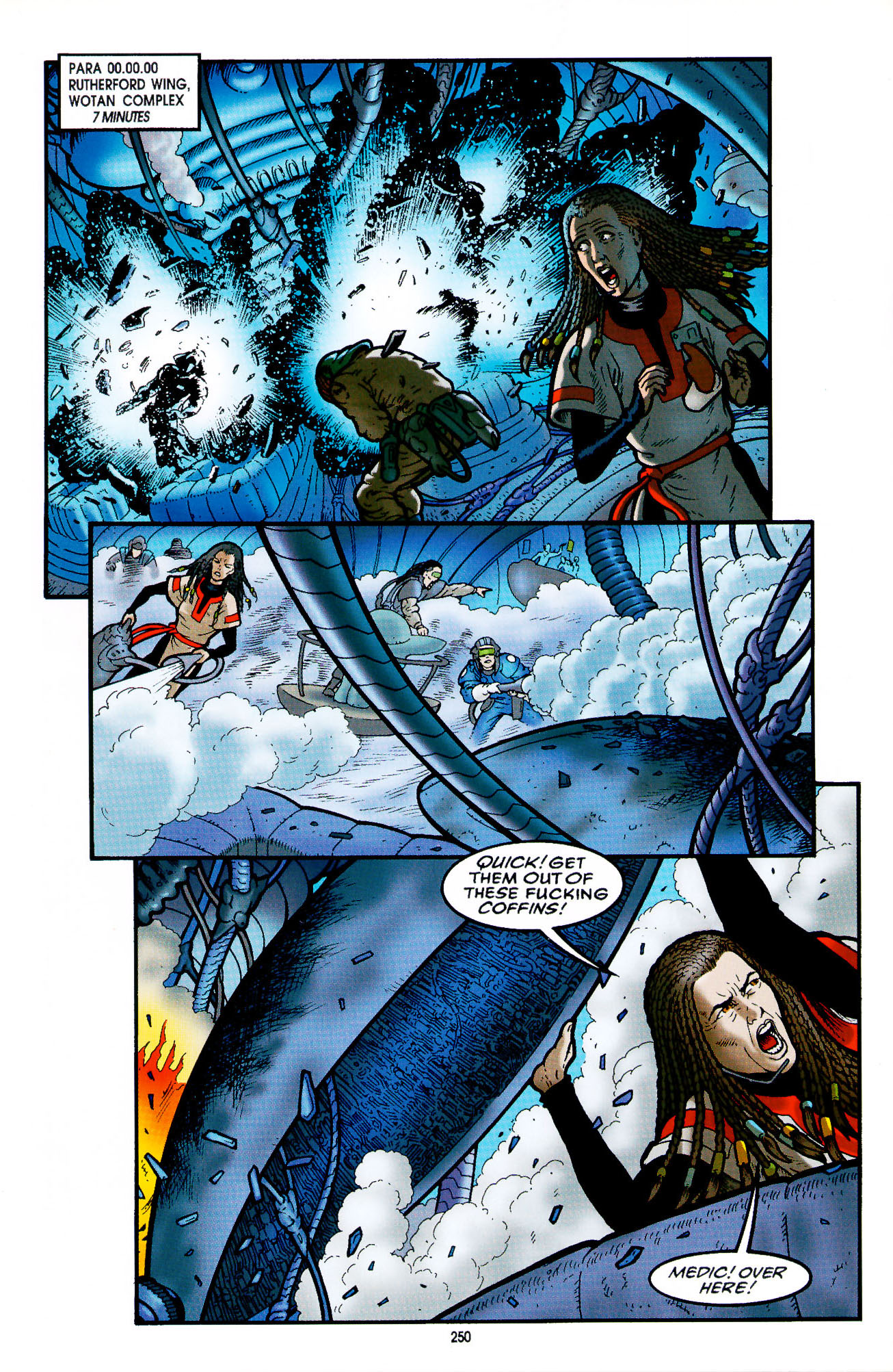 Read online Heart of Empire comic -  Issue #8 - 26