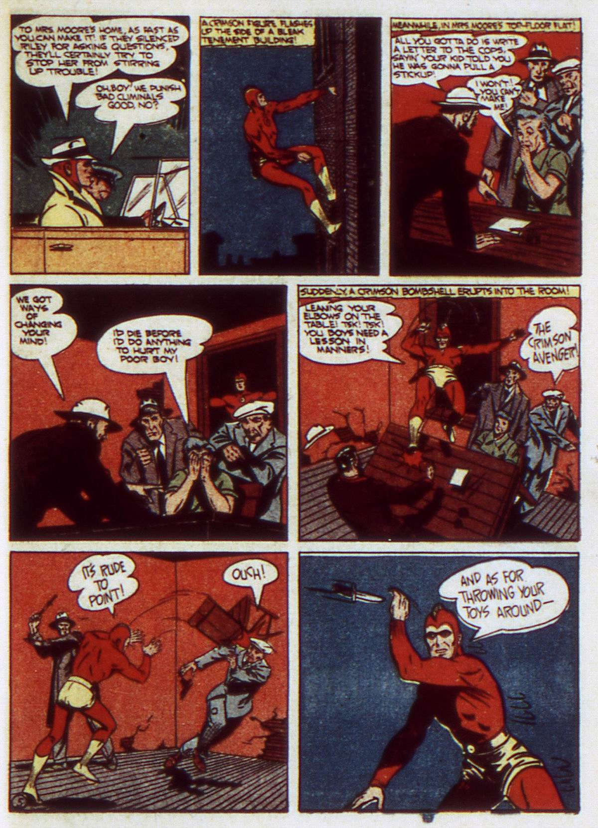 Detective Comics (1937) 61 Page 34