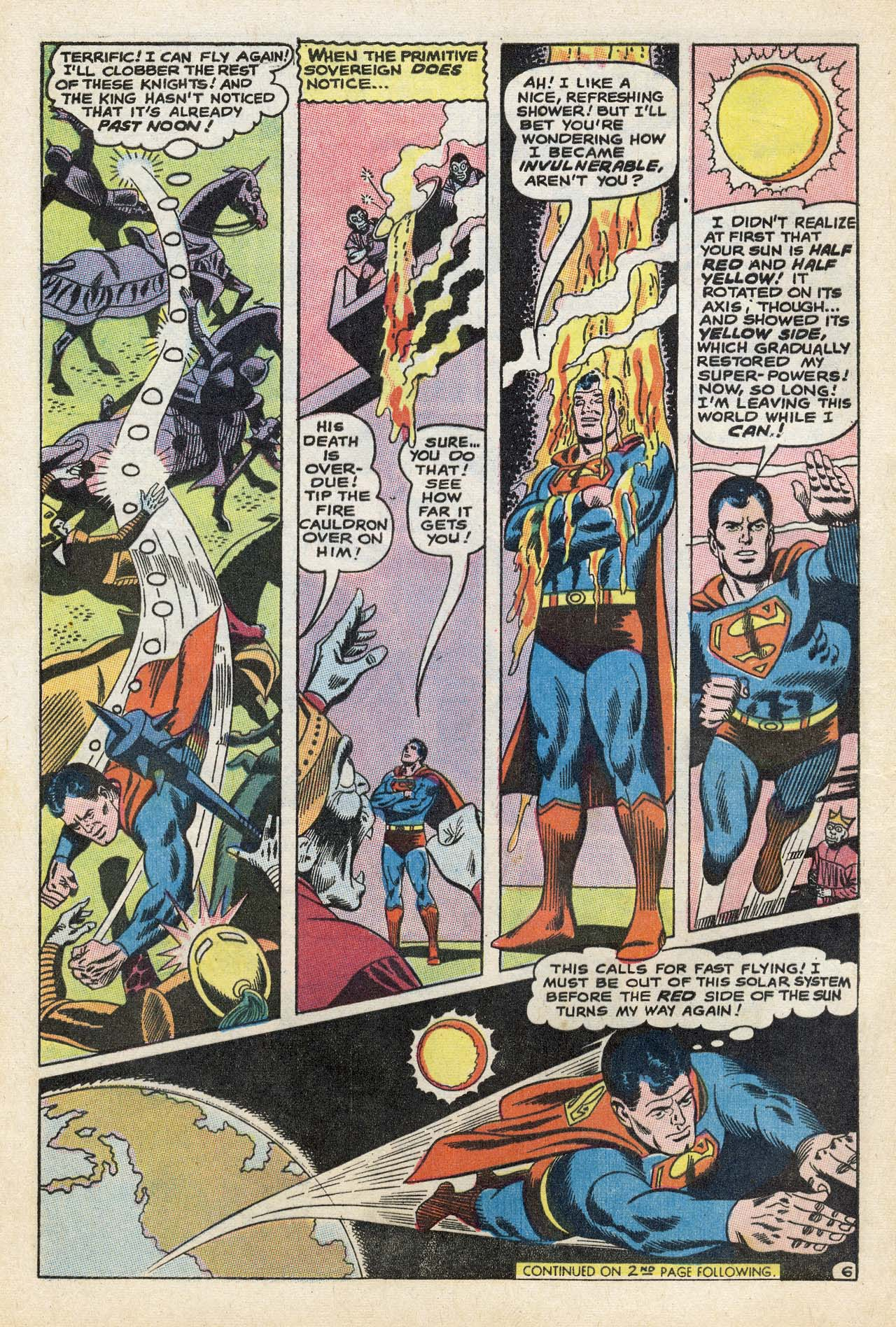 Read online Action Comics (1938) comic -  Issue #369 - 8