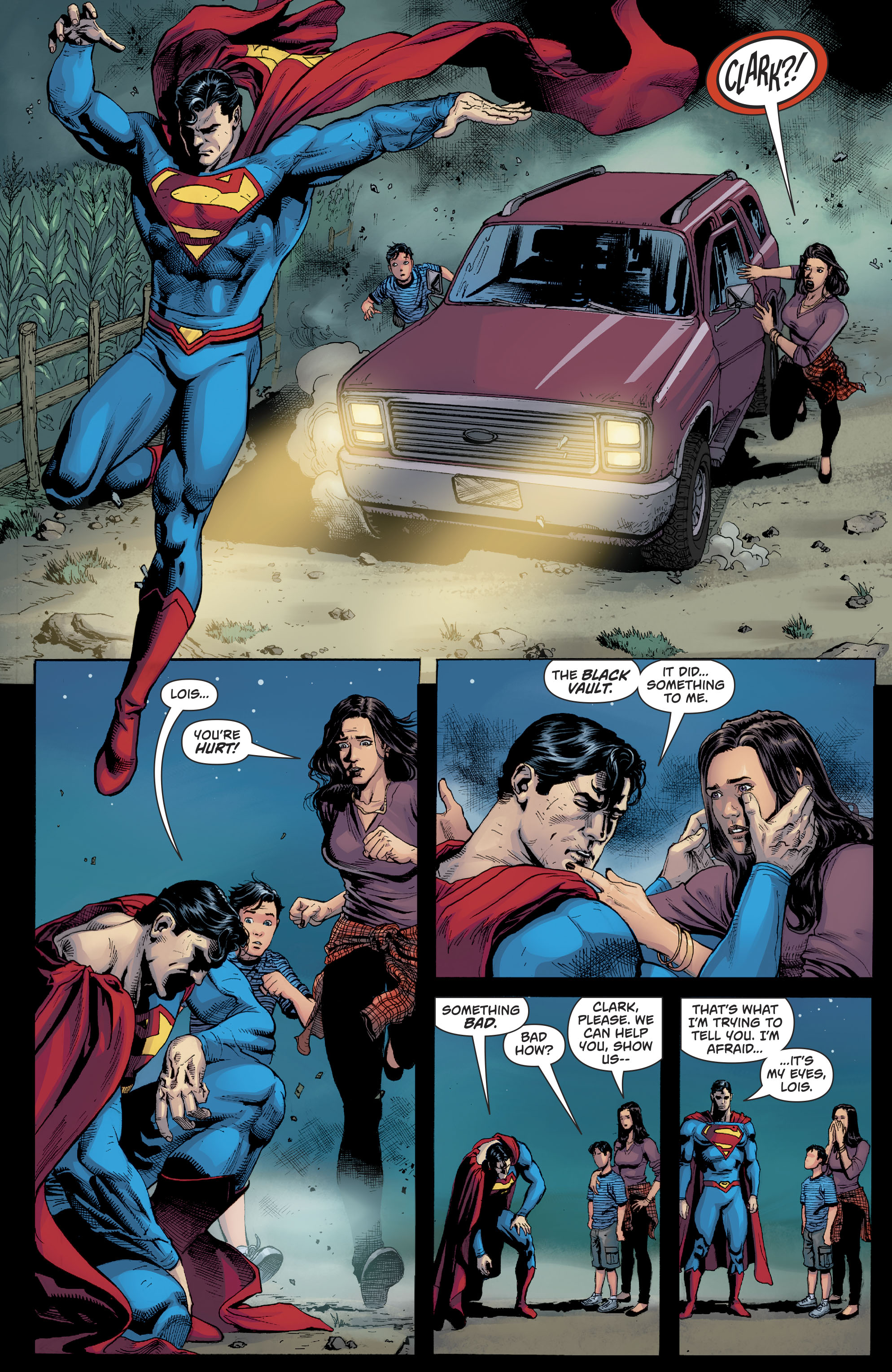 Read online Action Comics (2016) comic -  Issue #981 - 21