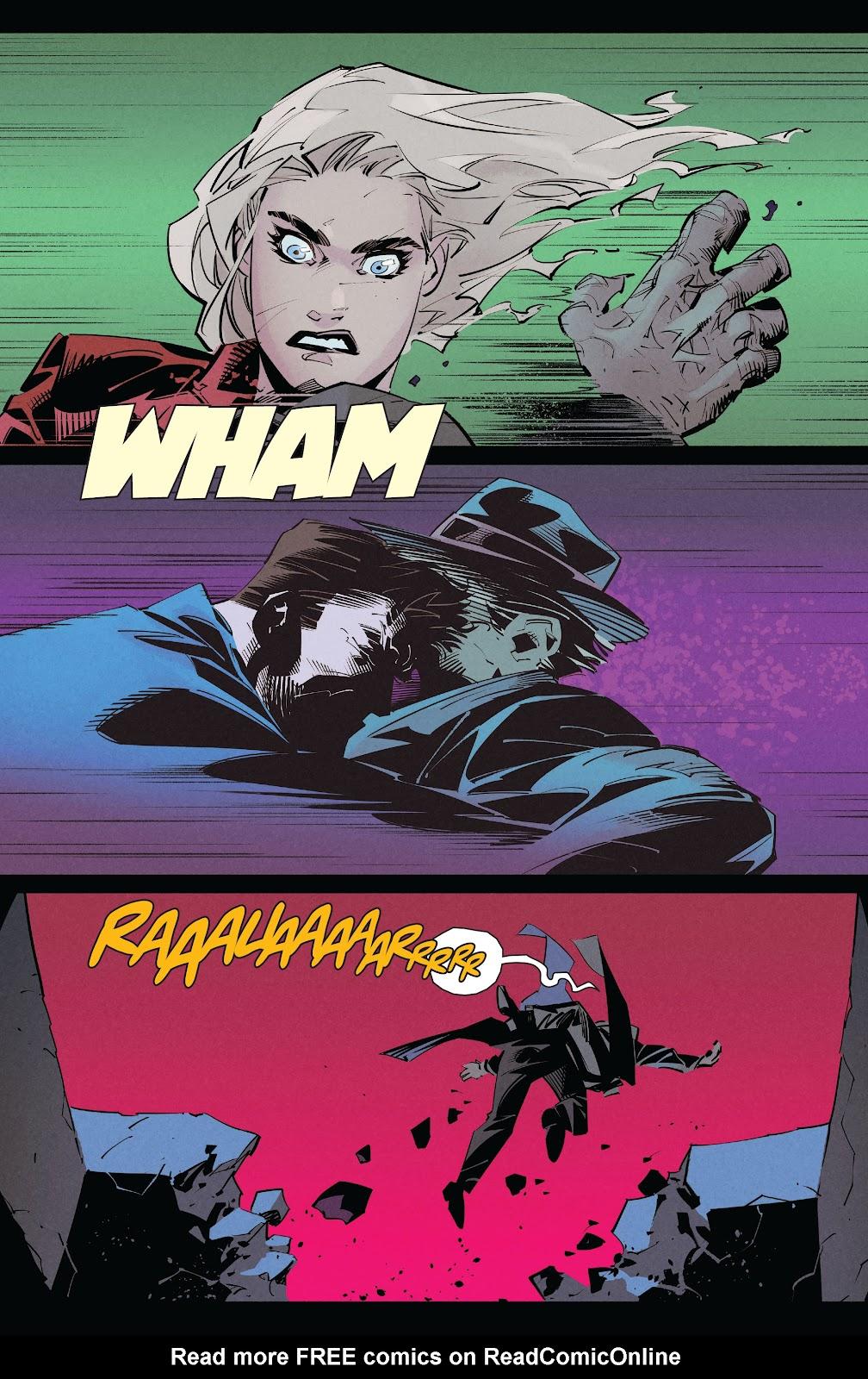 Read online Angel   Spike comic -  Issue #10 - 8