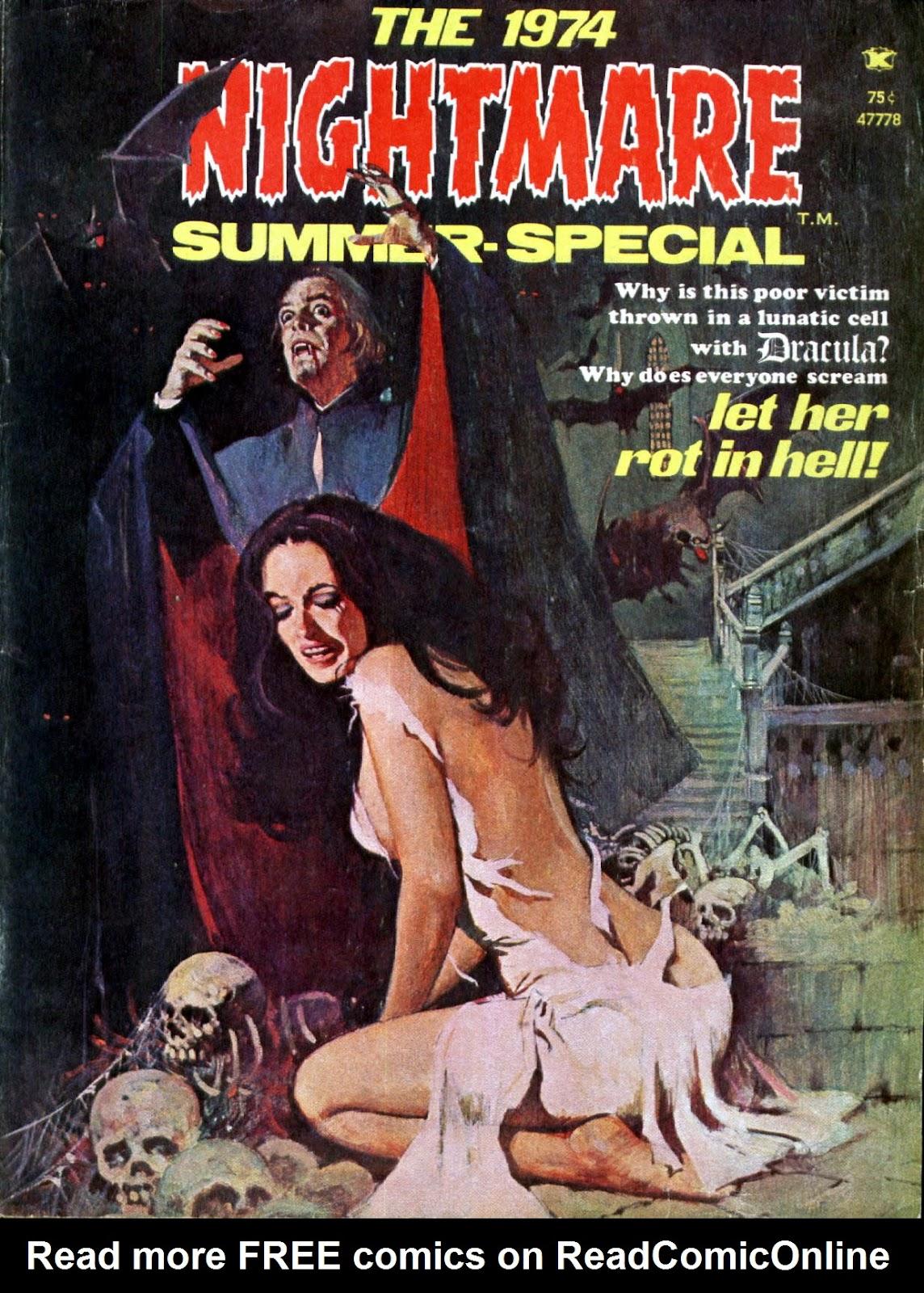 Nightmare (1970) 21 Page 1