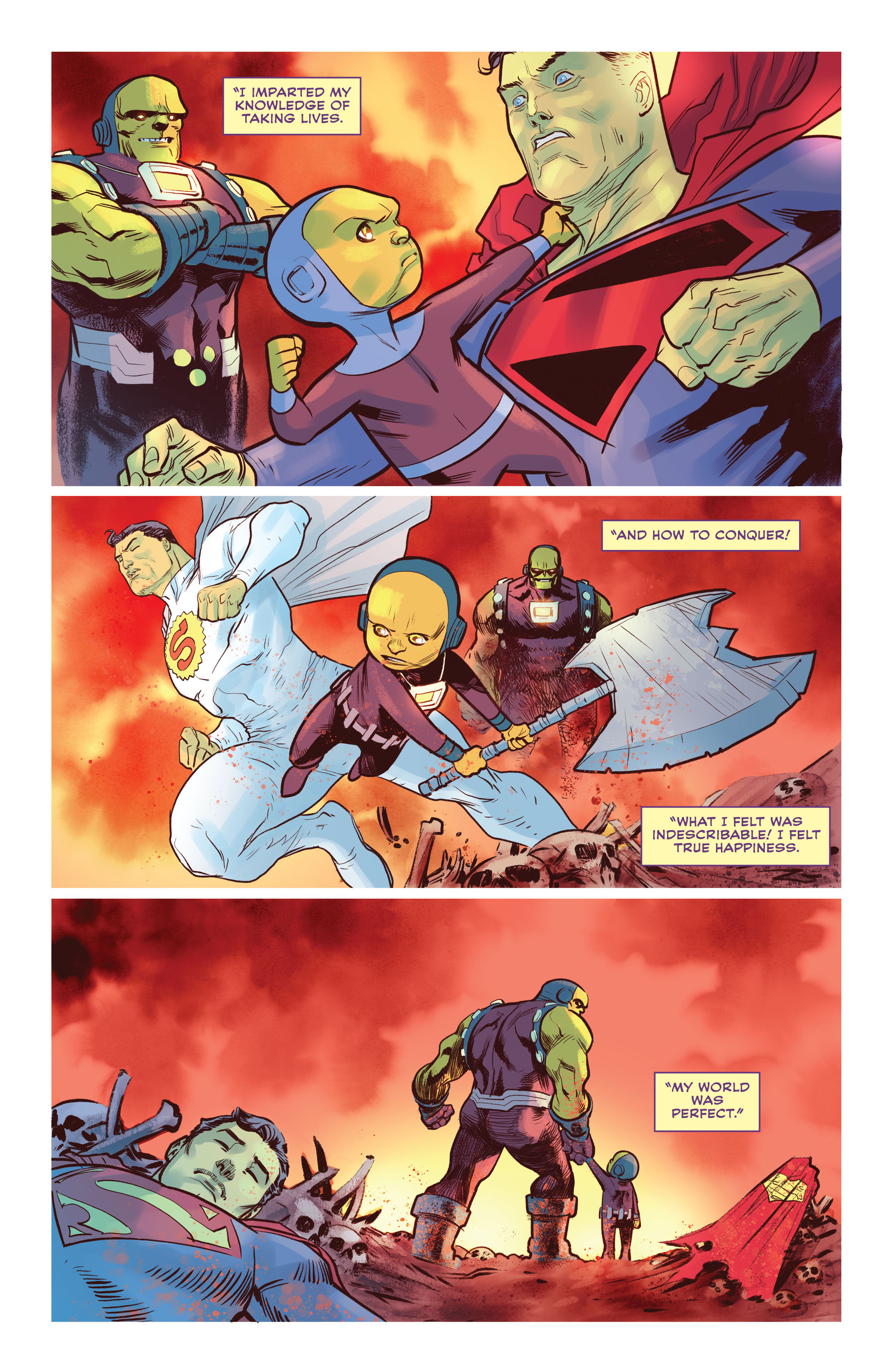 Read online Trinity (2016) comic -  Issue #5 - 14