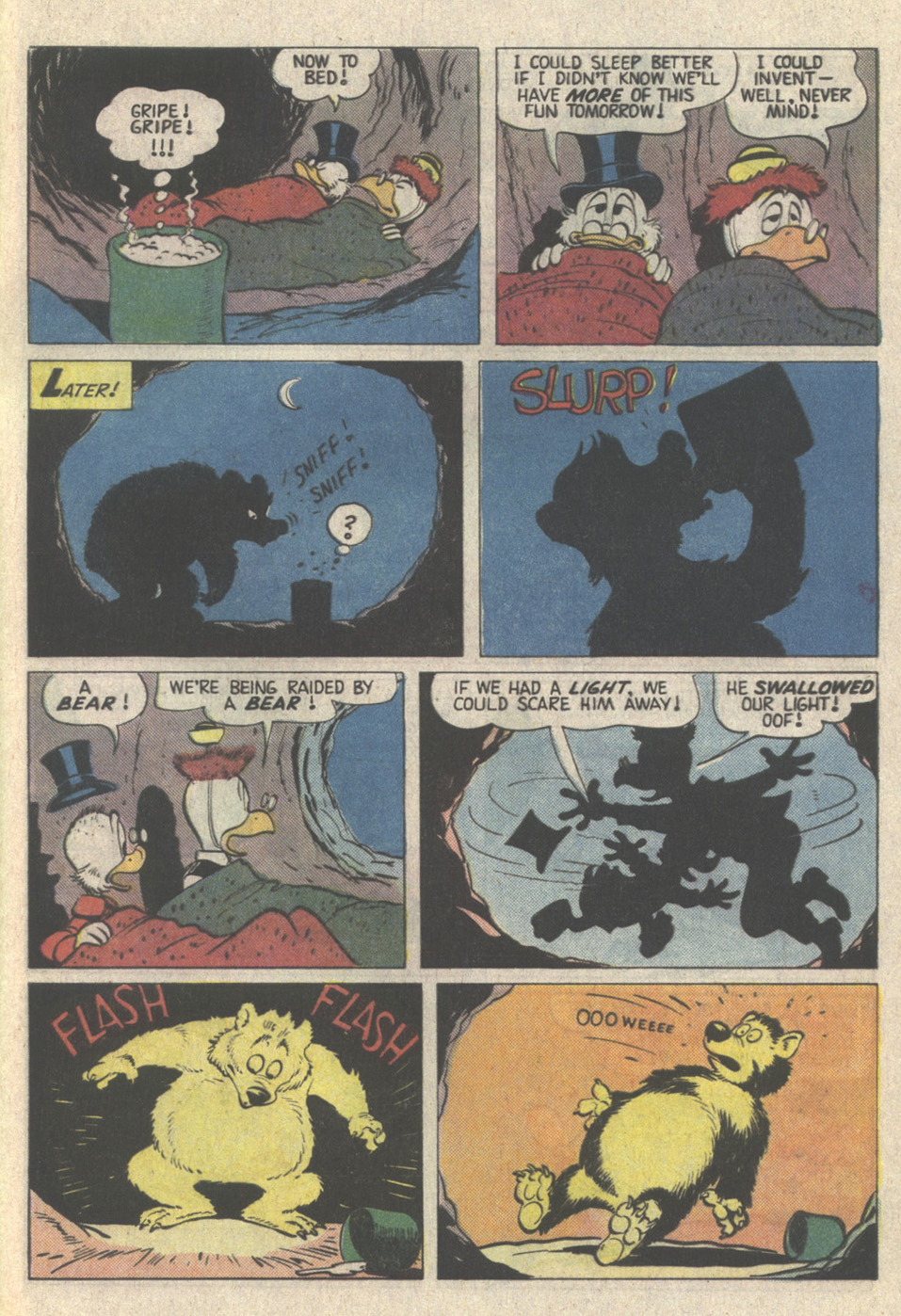 Read online Uncle Scrooge (1953) comic -  Issue #223 - 33
