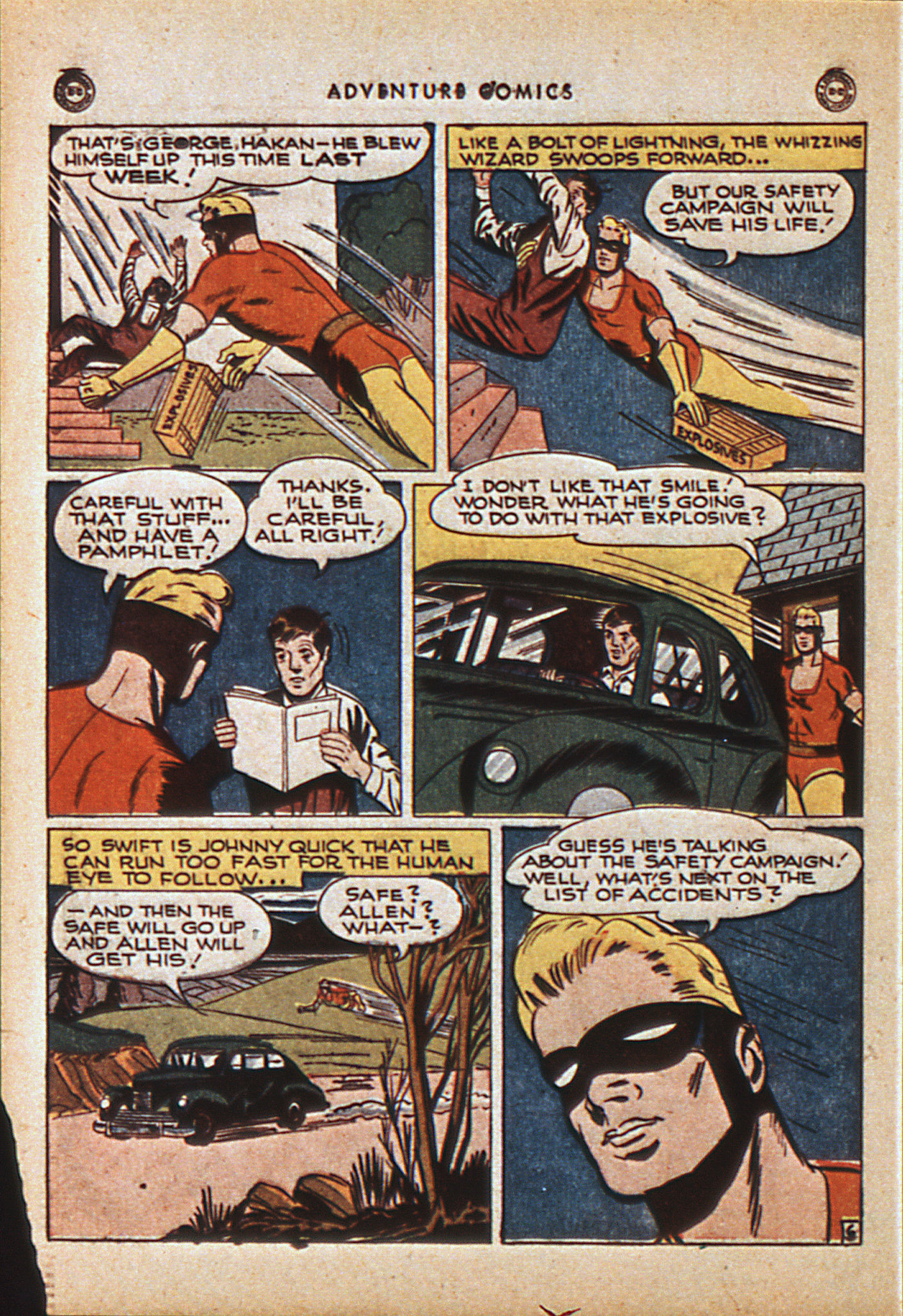 Read online Adventure Comics (1938) comic -  Issue #114 - 45