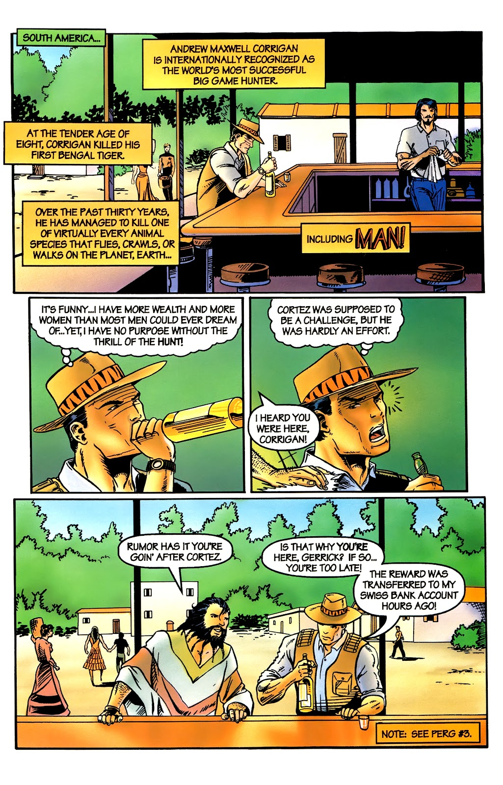 Read online Perg comic -  Issue #5 - 13