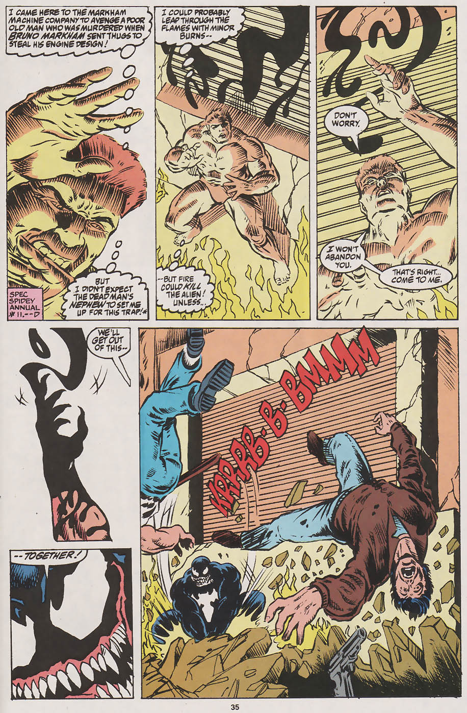 Web of Spider-Man (1985) _Annual 8 #8 - English 31