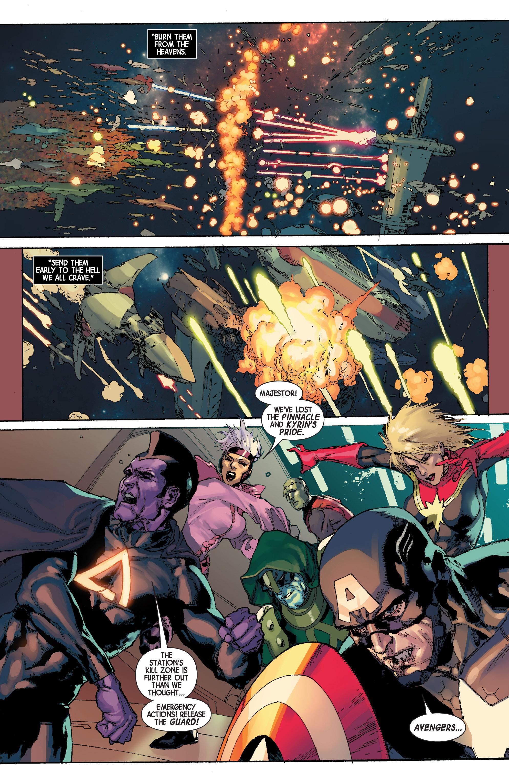 Read online Avengers (2013) comic -  Issue #Avengers (2013) _TPB 4 - 162