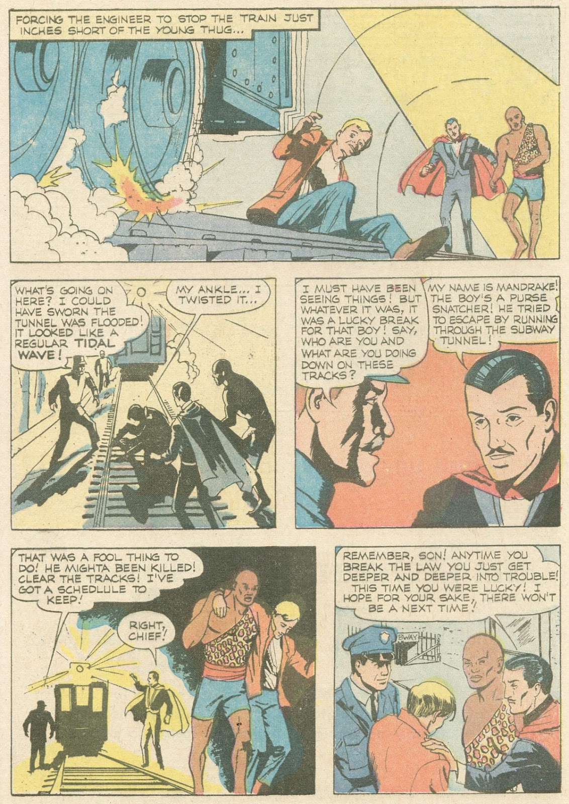 The Phantom (1966) issue 21 - Page 30