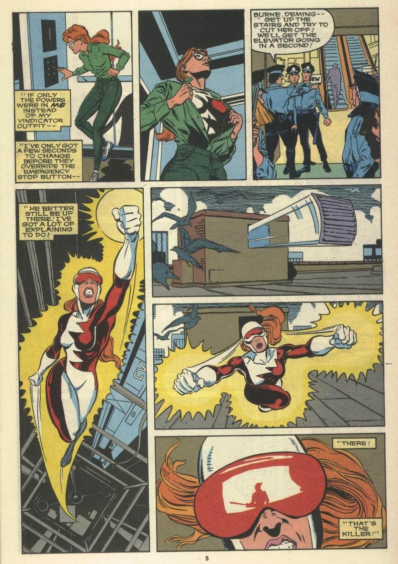 Read online Alpha Flight (1983) comic -  Issue #77 - 7