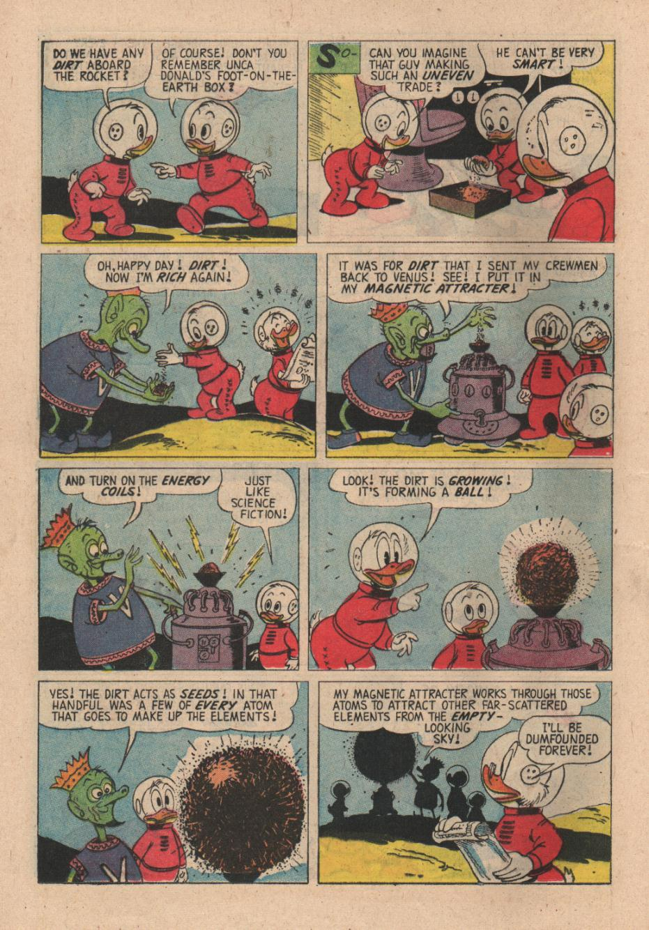 Read online Uncle Scrooge (1953) comic -  Issue #24 - 20