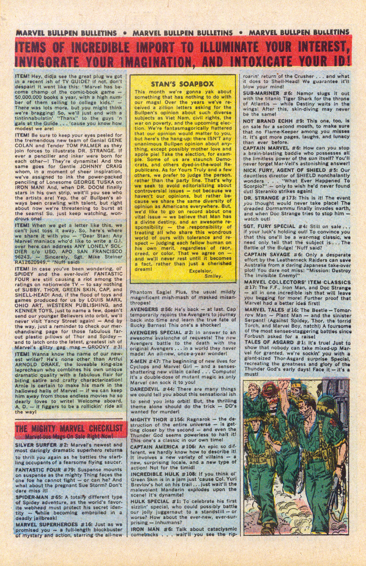 Read online Sgt. Fury comic -  Issue #58 - 30