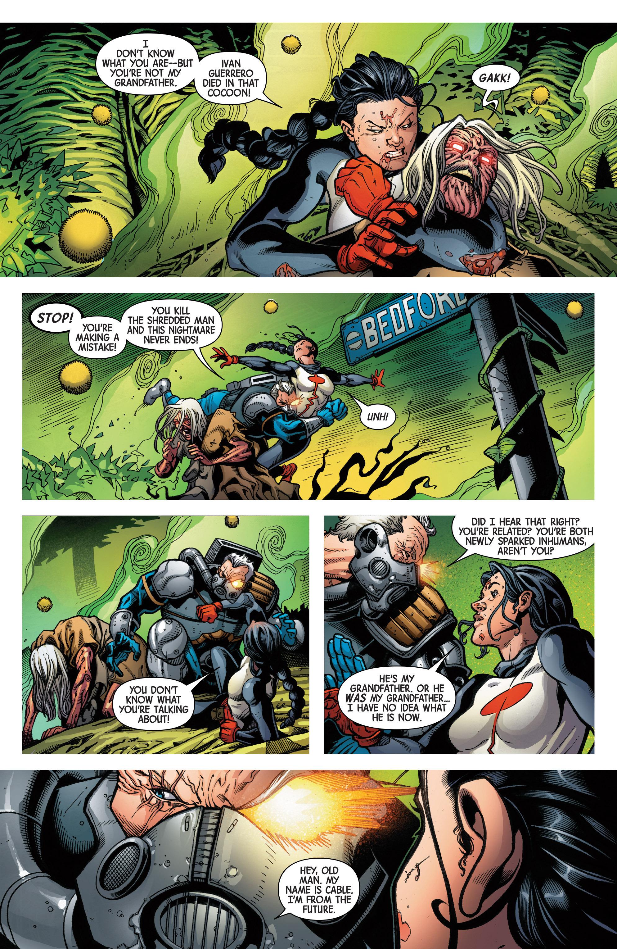 Read online Uncanny Avengers [II] comic -  Issue #4 - 12