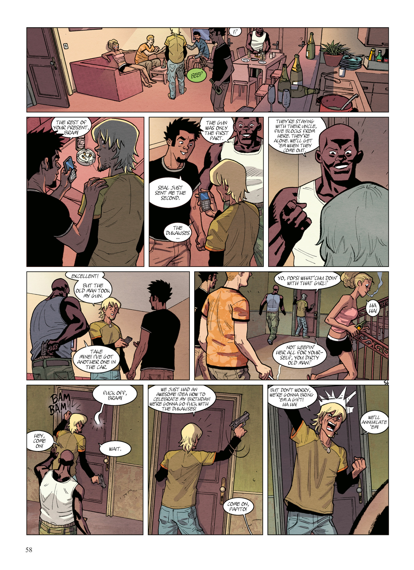 Read online Alter Ego comic -  Issue #6 - 60