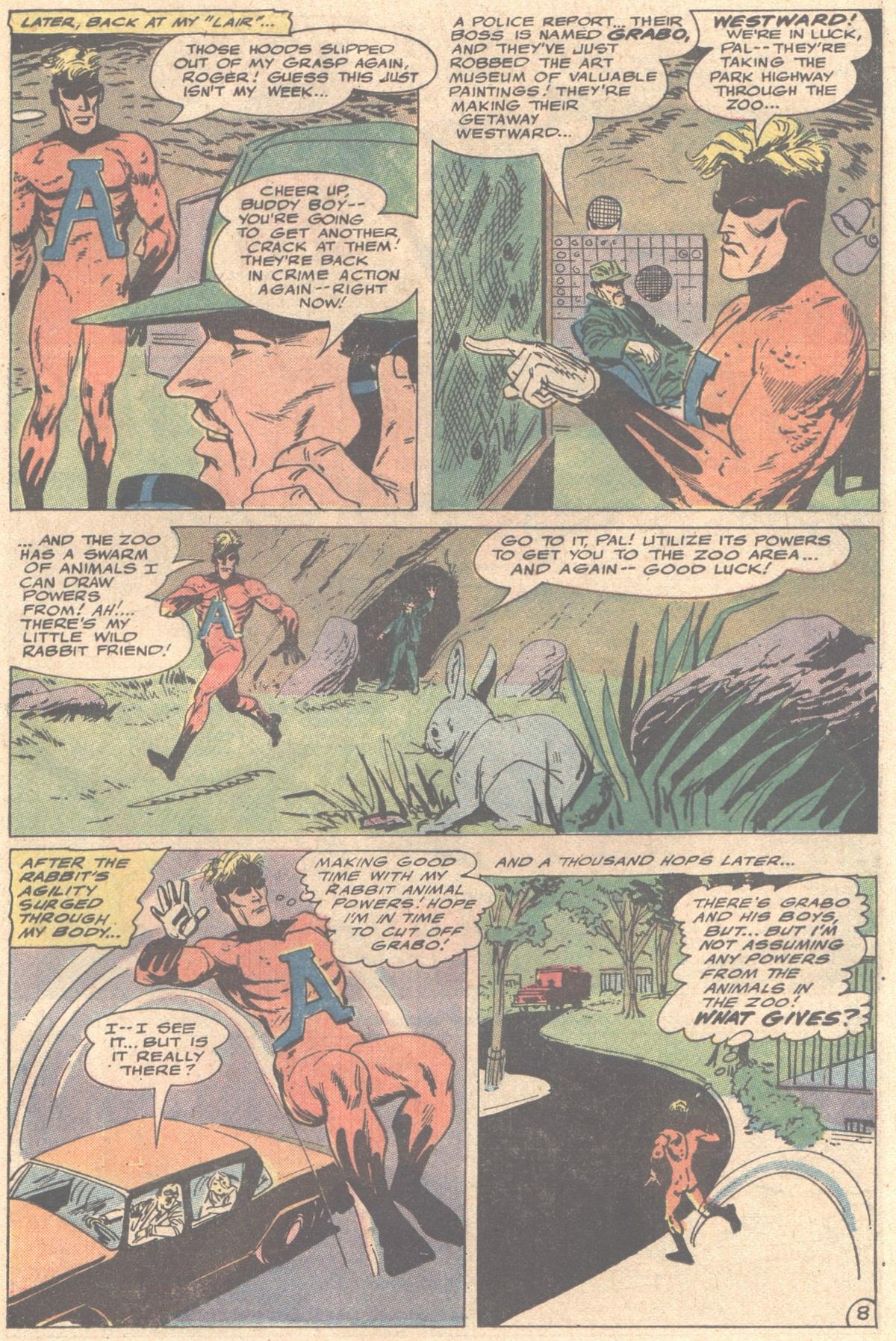 Read online Adventure Comics (1938) comic -  Issue #420 - 23
