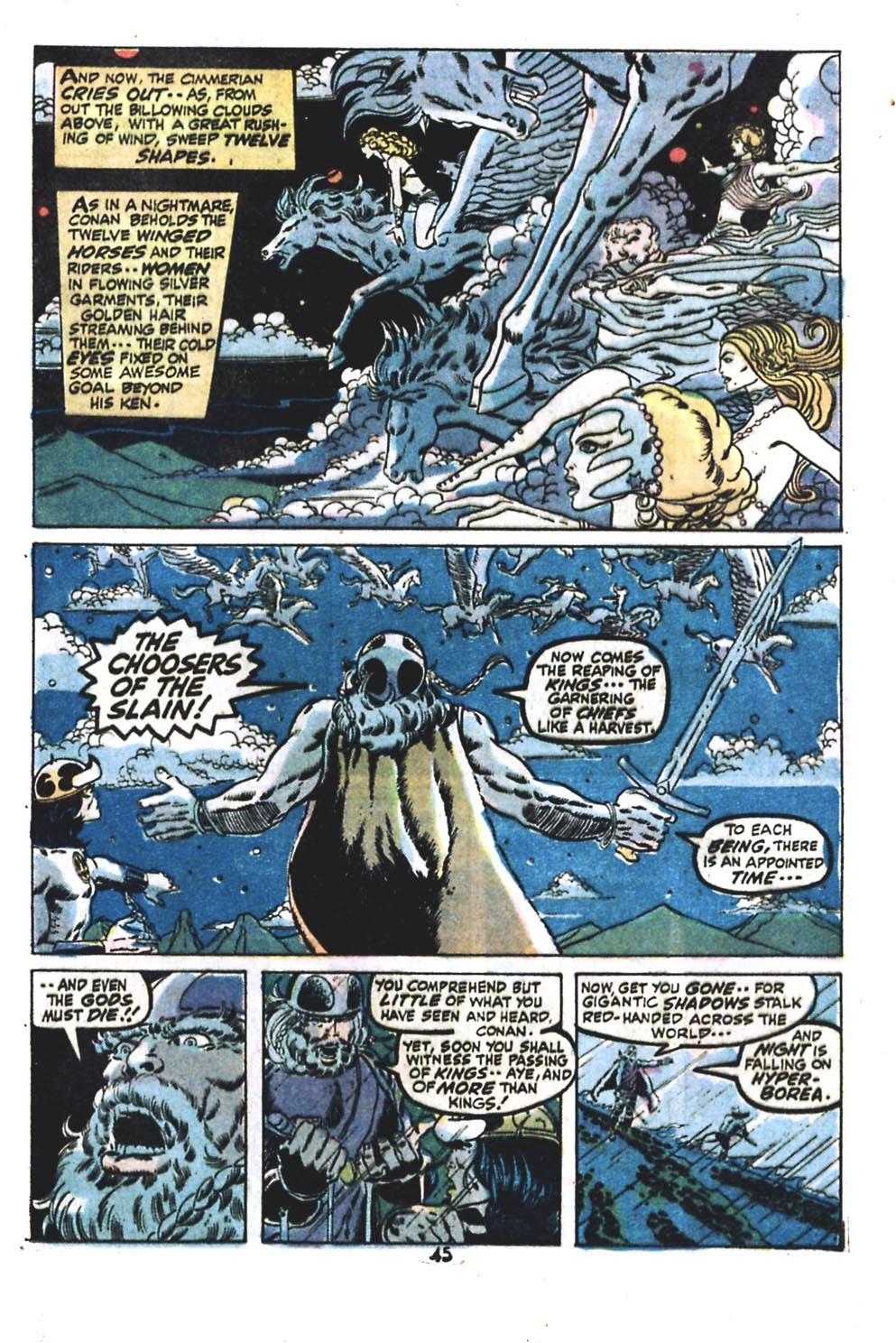 Giant-Size Conan issue 1 - Page 36