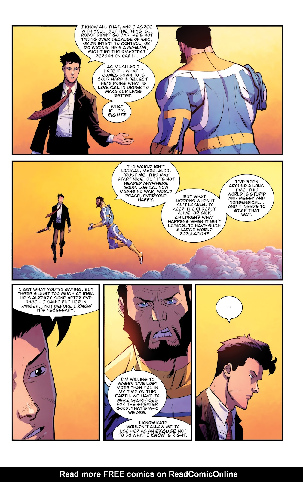 Invincible (2003) issue TPB 21 - Modern Family - Page 37