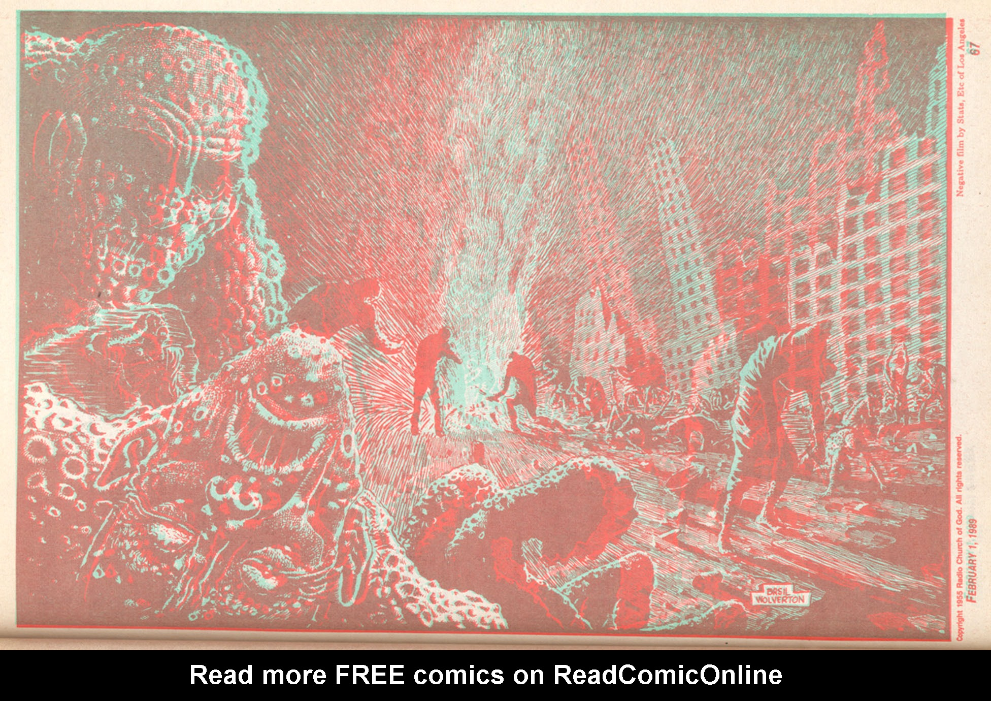 Read online Amazing Heroes comic -  Issue #158 - 68