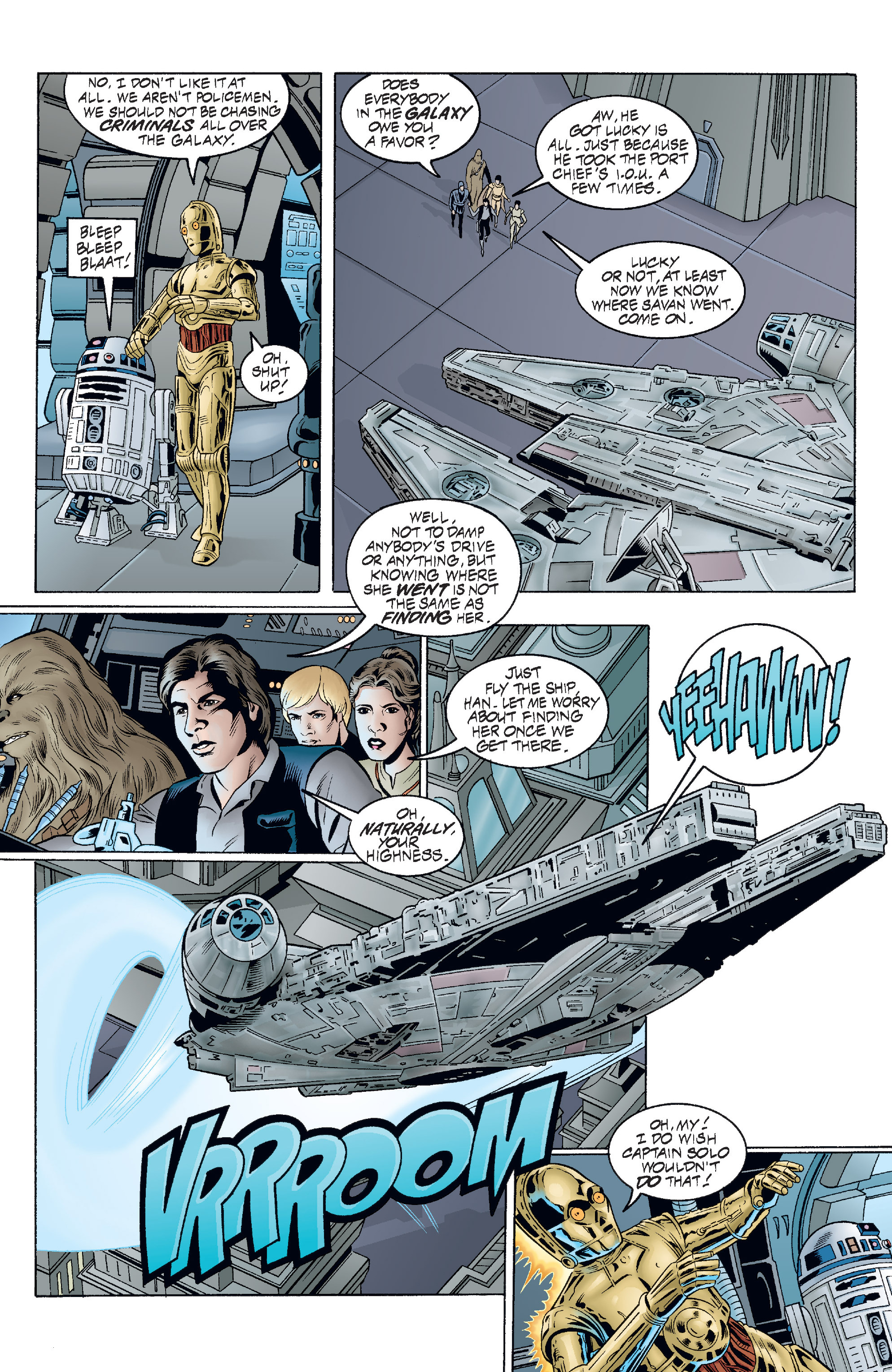 Read online Star Wars Omnibus comic -  Issue # Vol. 11 - 371