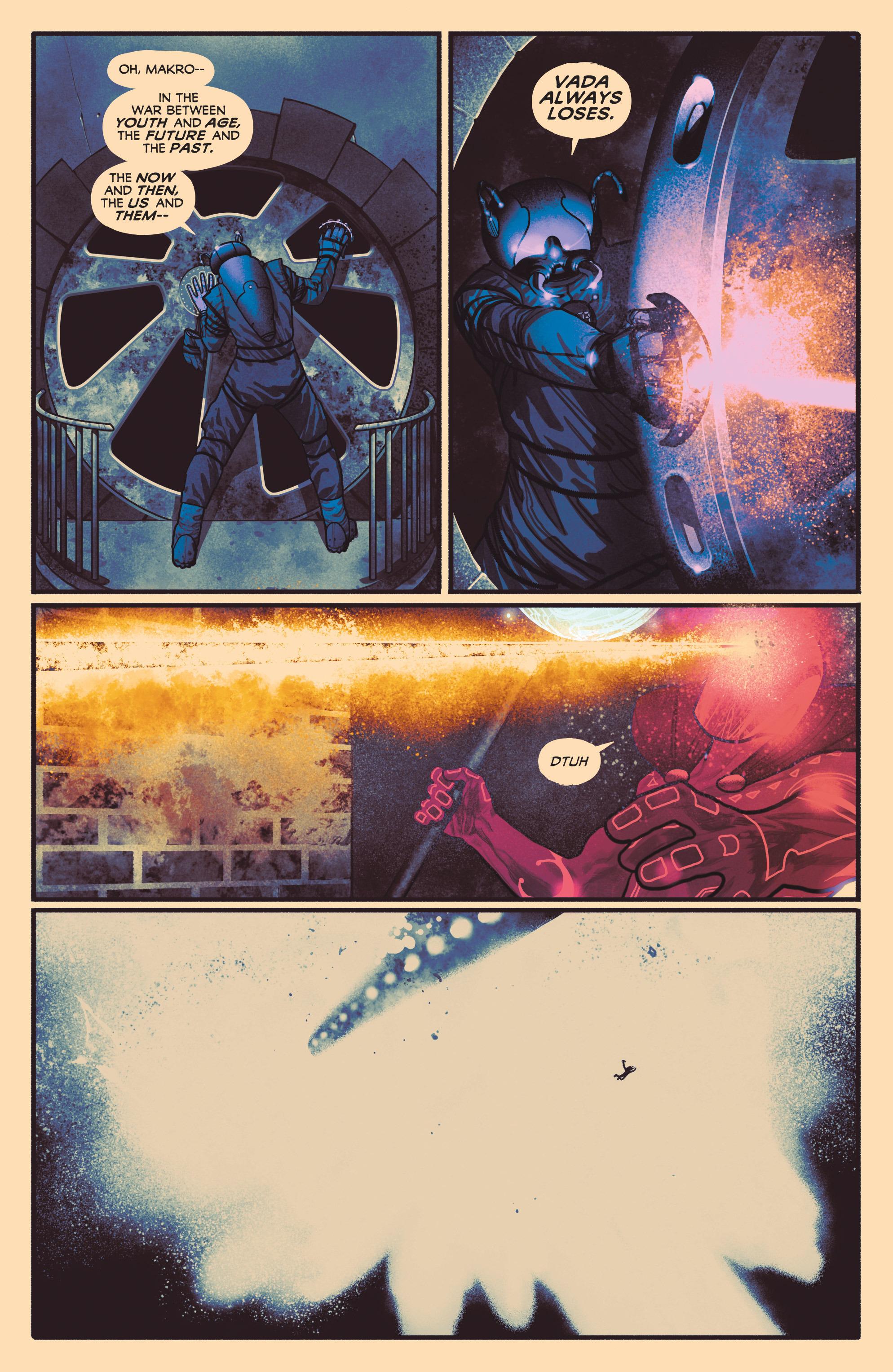 Read online Annihilator comic -  Issue #1 - 5