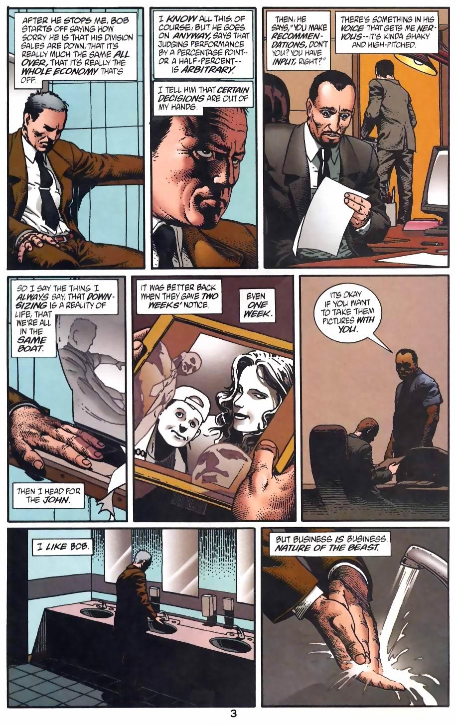 Read online Flinch comic -  Issue #12 - 21