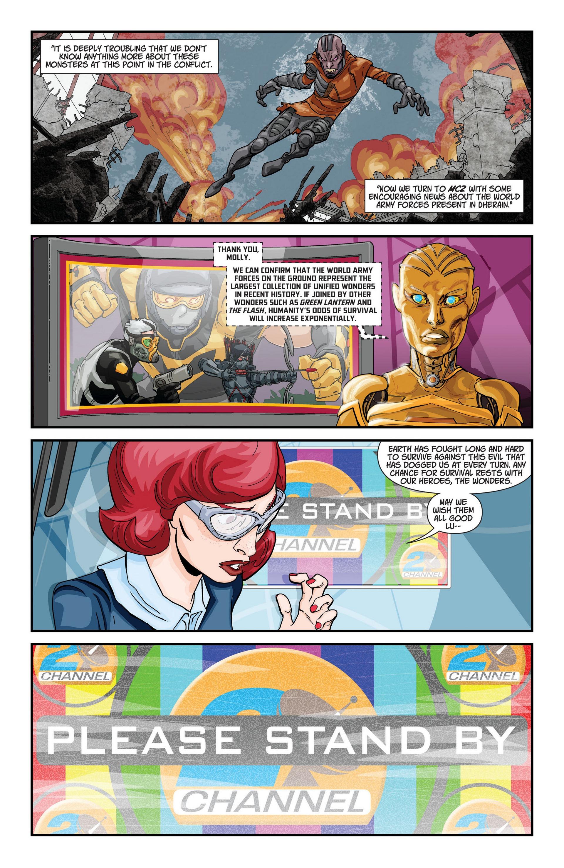 Read online Trinity of Sin: The Phantom Stranger comic -  Issue #10 - 22