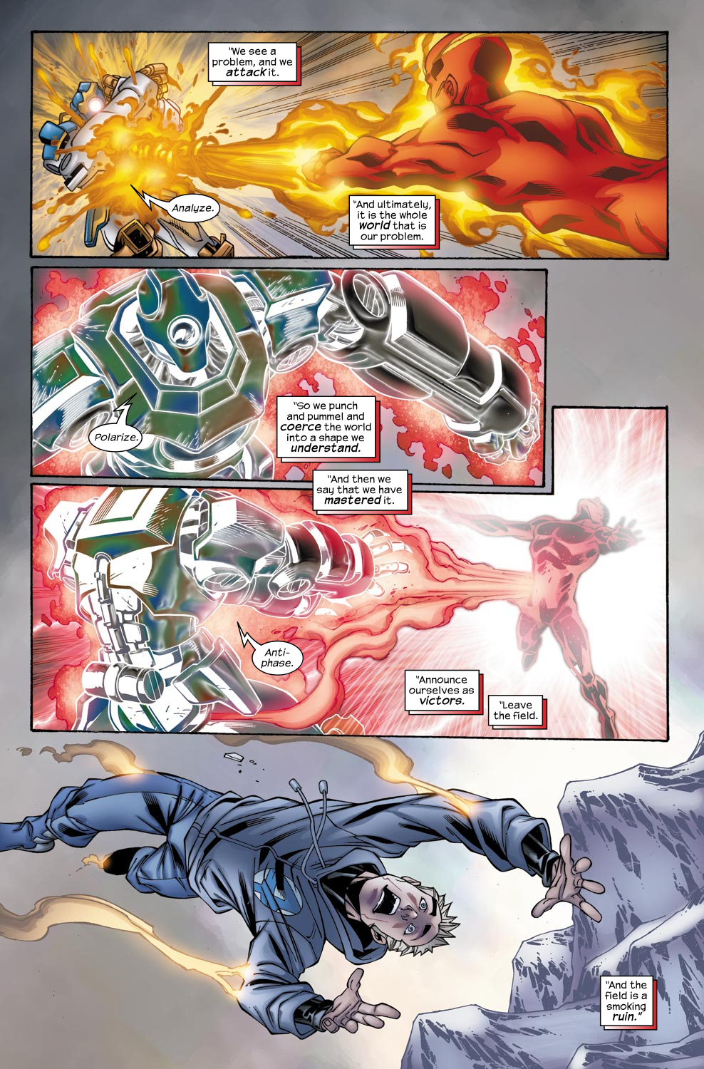 Read online Ultimate Fantastic Four (2004) comic -  Issue #49 - 4