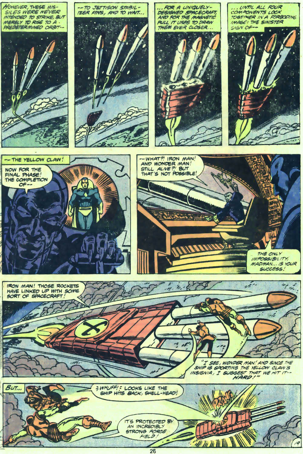 The Avengers (1963) 205 Page 19