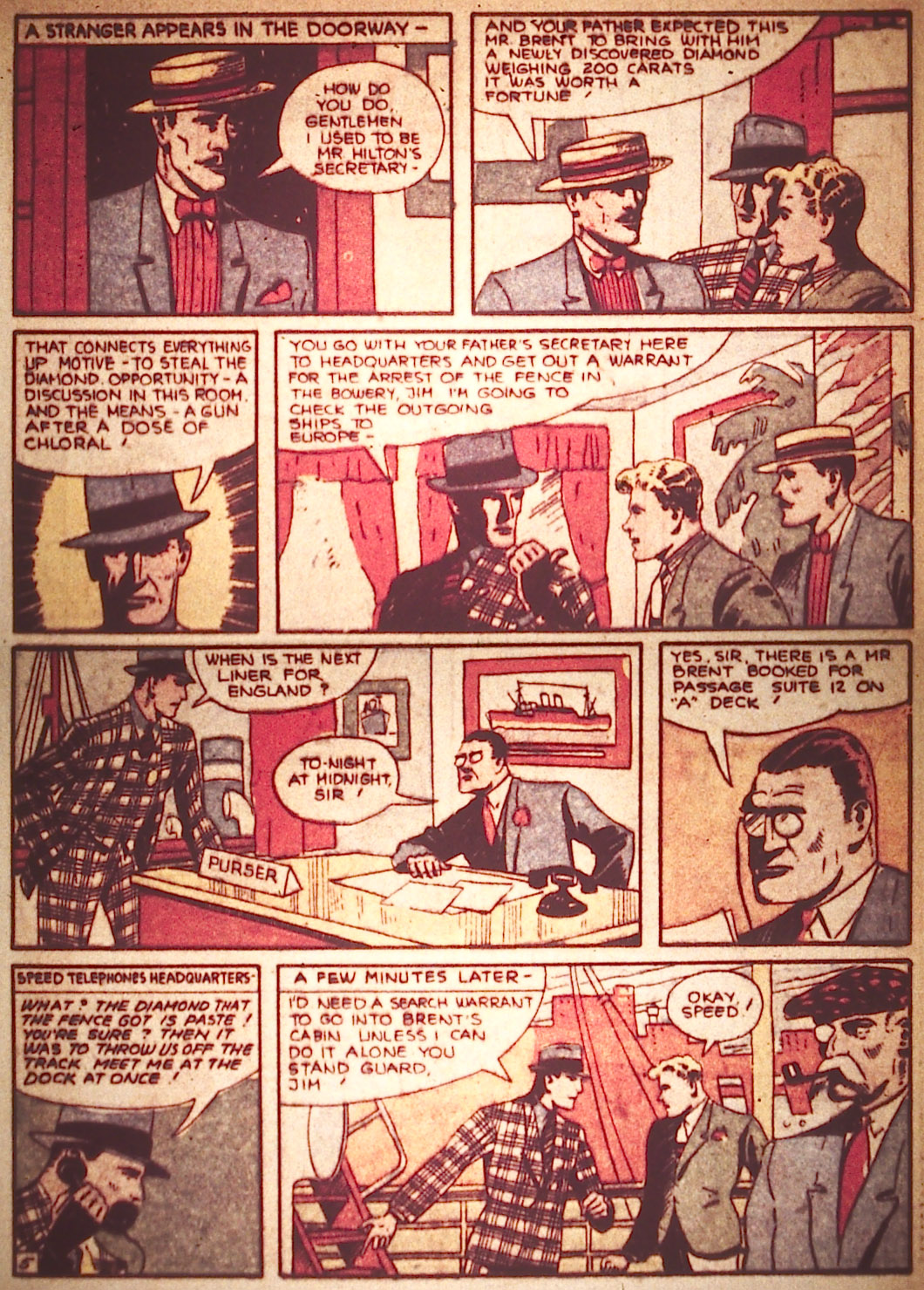 Read online Detective Comics (1937) comic -  Issue #18 - 7