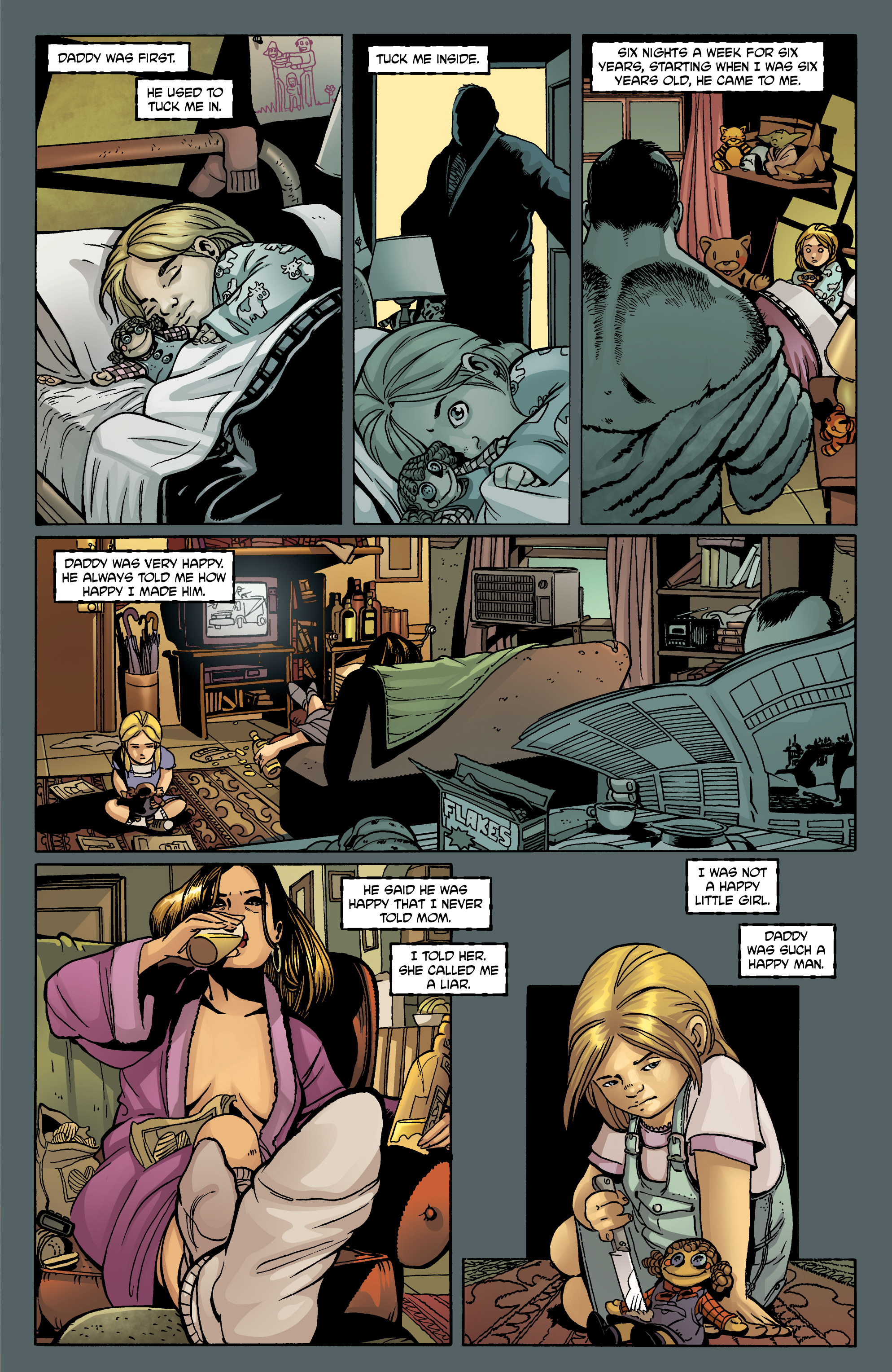 Read online Hellina: Scythe comic -  Issue #4 - 20