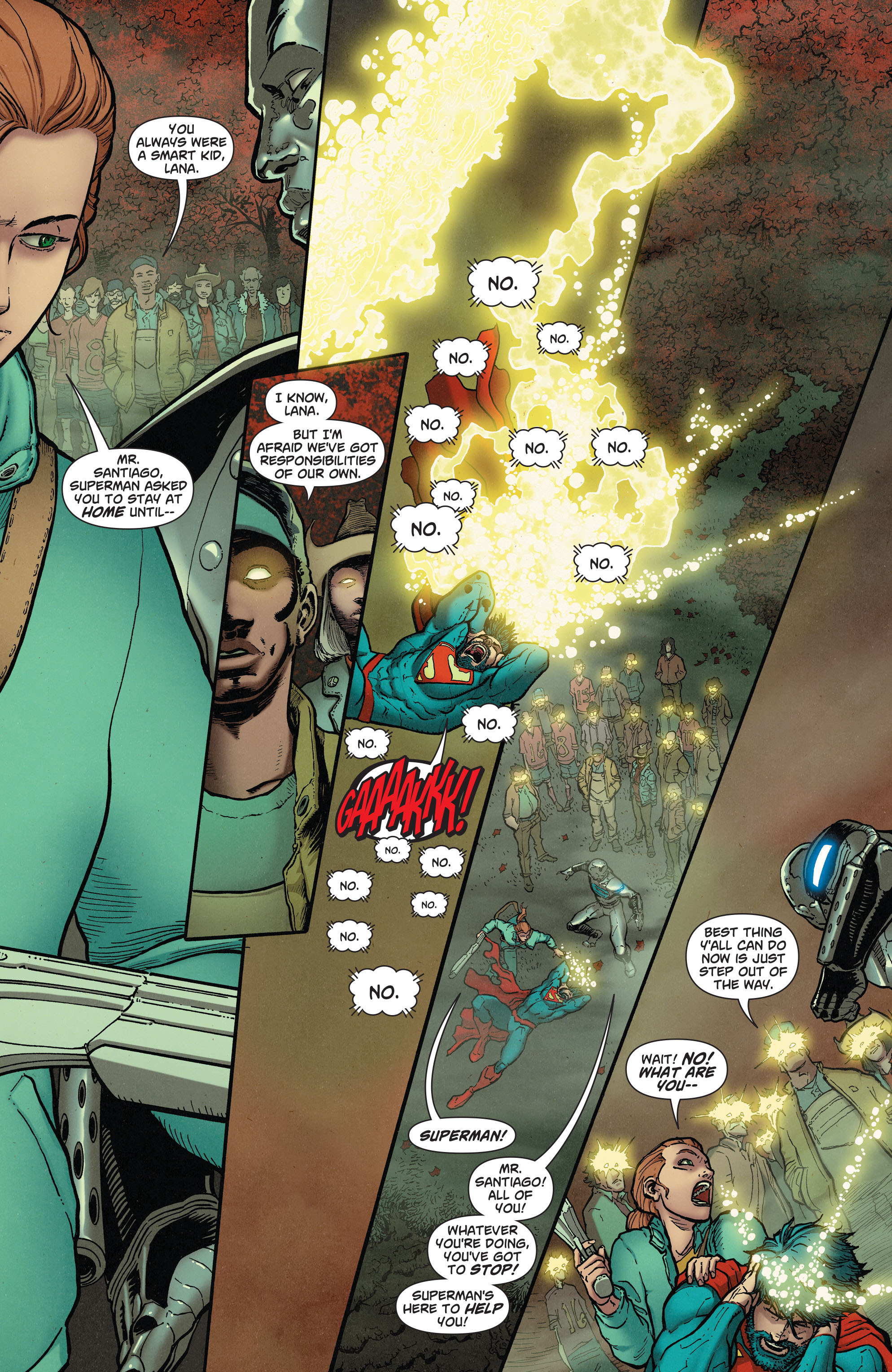 Read online Action Comics (2011) comic -  Issue #37 - 15