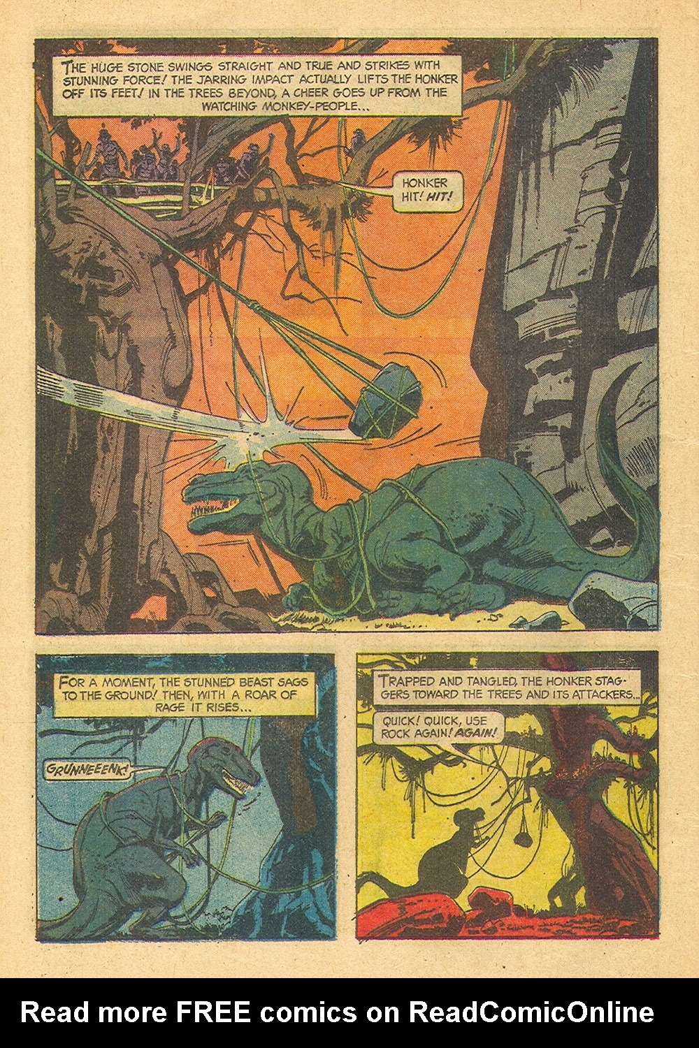 Read online Turok, Son of Stone comic -  Issue #39 - 16