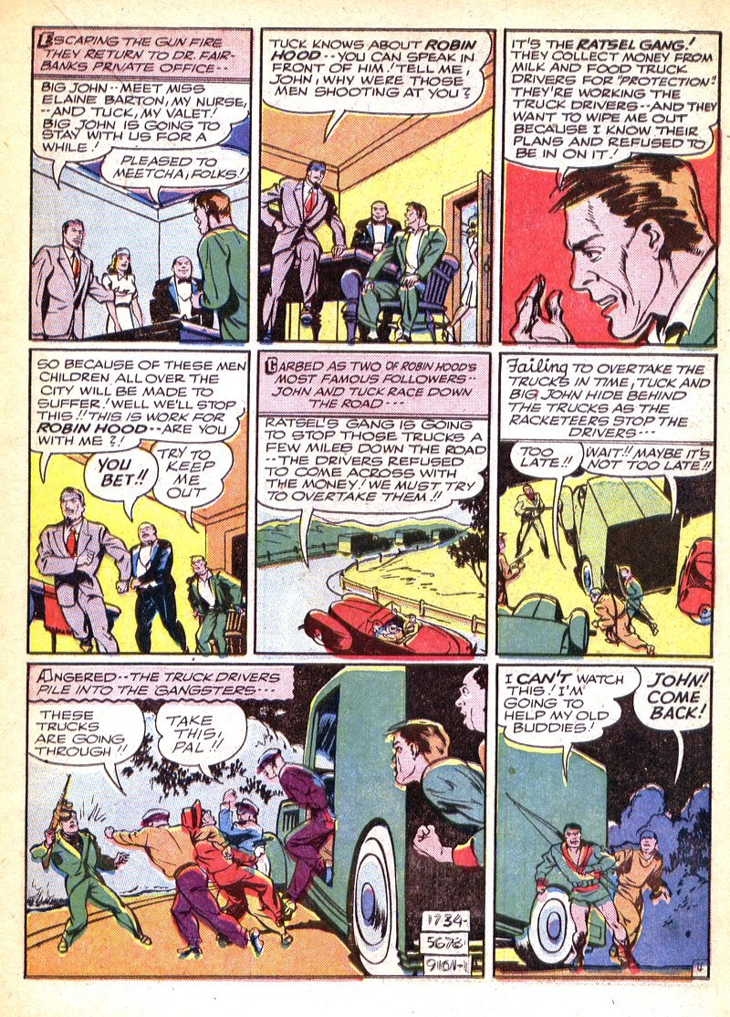 Green Hornet Comics issue 7 - Page 32