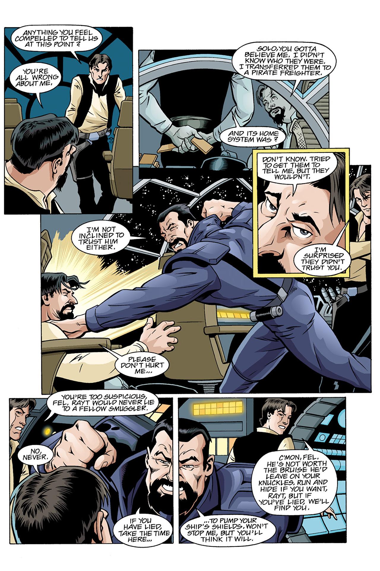Read online Star Wars Omnibus comic -  Issue # Vol. 3 - 226