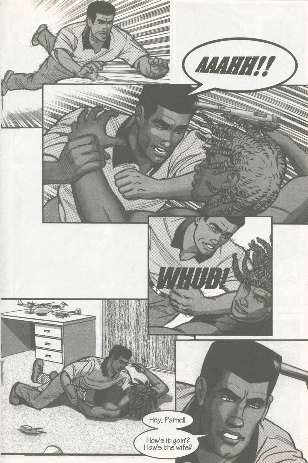 Read online U.S. War Machine comic -  Issue #2 - 14