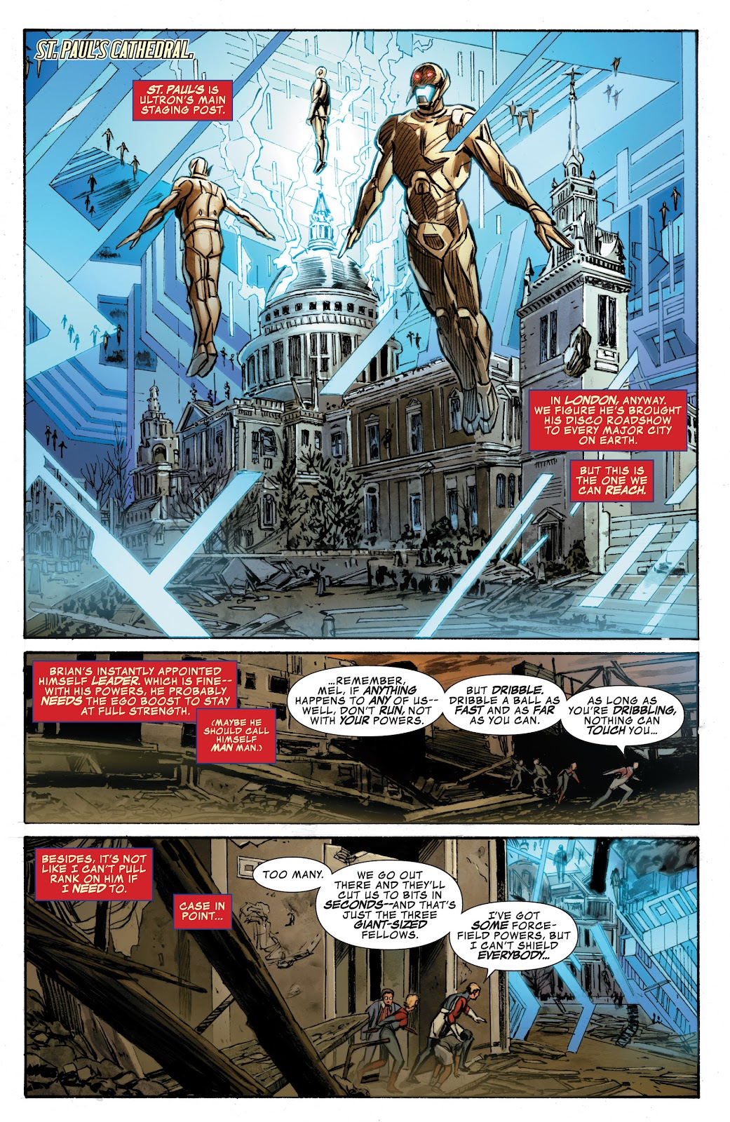Read online Age of Ultron Companion comic -  Issue # TPB (Part 1) - 36