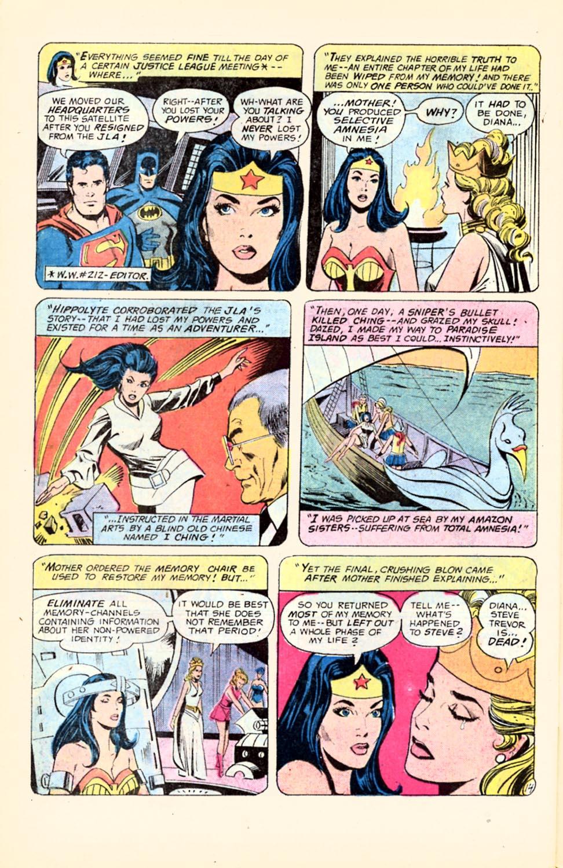 Read online Wonder Woman (1942) comic -  Issue #223 - 15